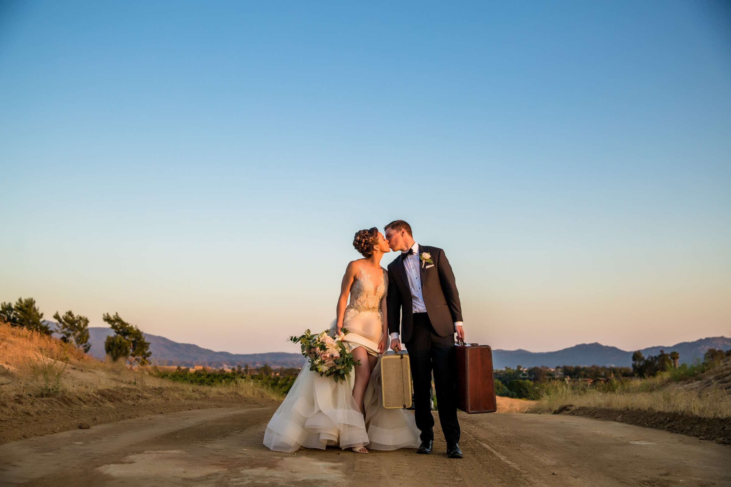 Callaway Vineyards & Winery Wedding, Natalia and Mike Wedding Photo #2 by True Photography