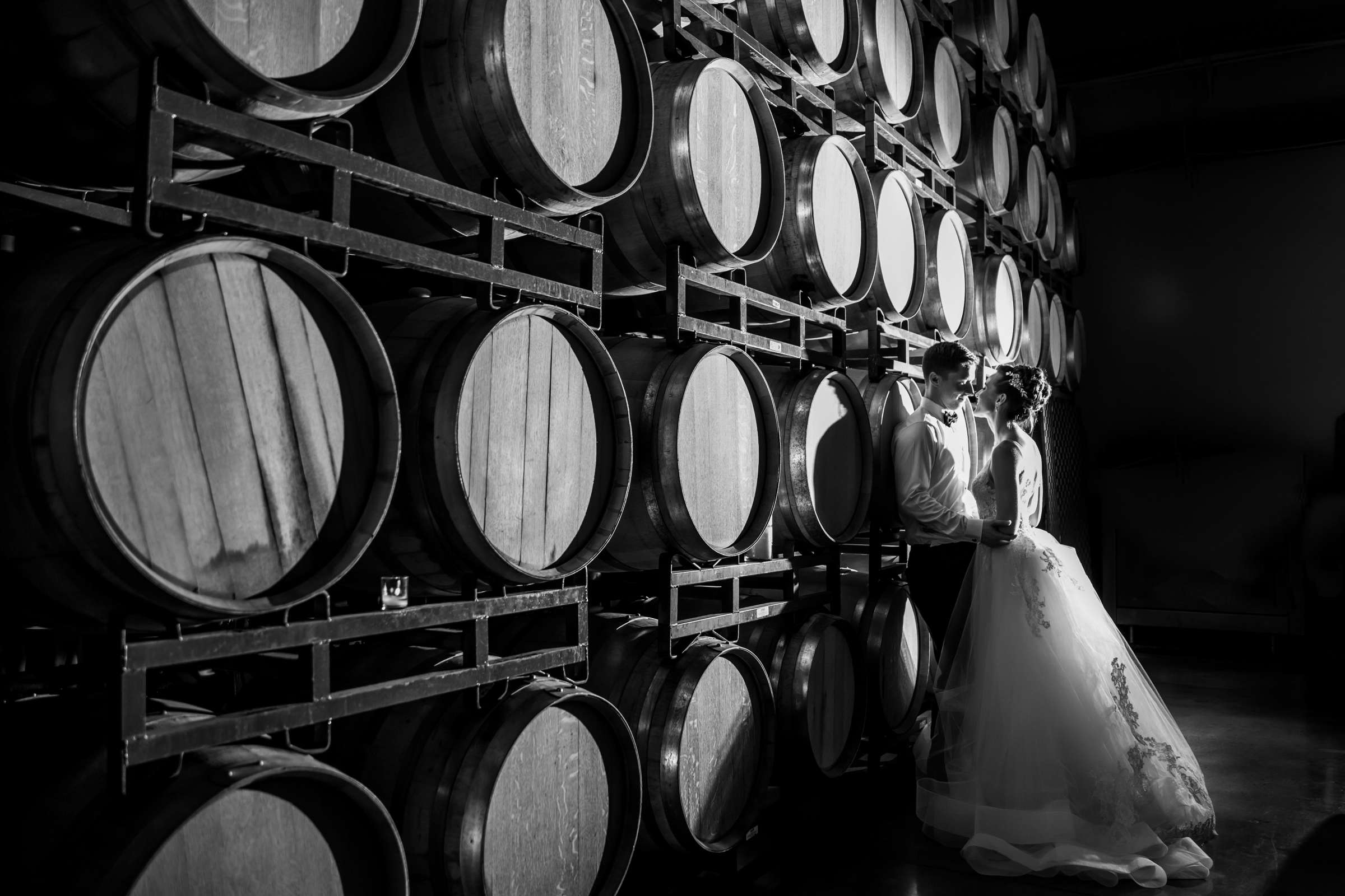 Callaway Vineyards & Winery Wedding, Natalia and Mike Wedding Photo #6 by True Photography