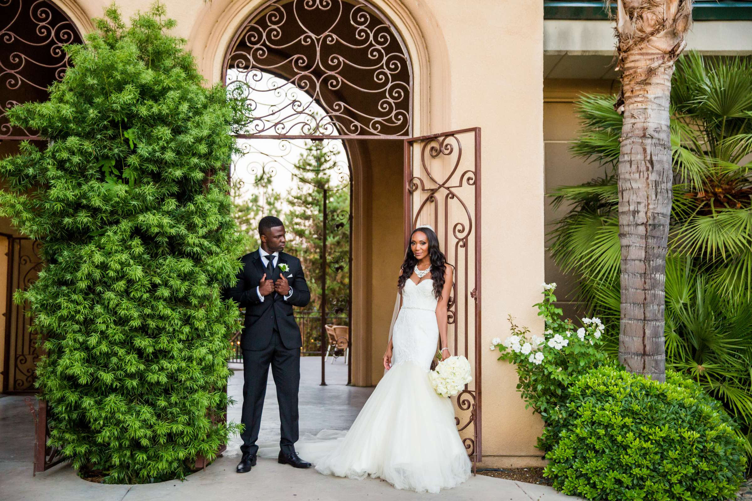 South Coast Winery Wedding, Brittani and Johnny Wedding Photo #3 by True Photography