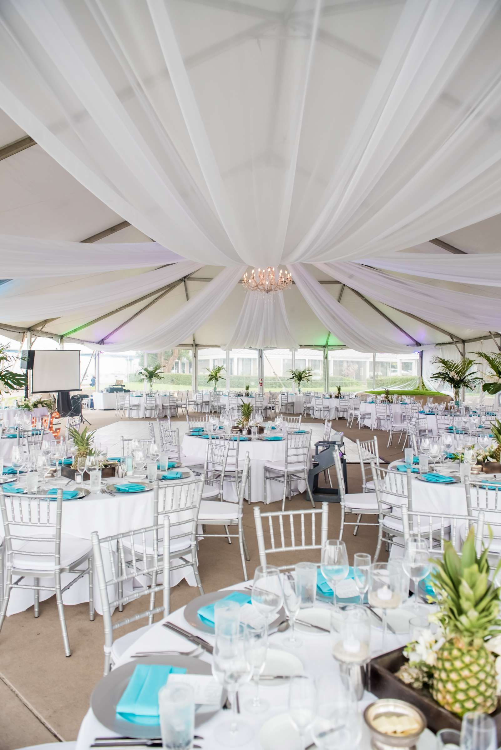 Coronado Island Marriott Resort & Spa Wedding coordinated by Bluestocking Weddings & Events, Ashleigh and Christopher Wedding Photo #186 by True Photography