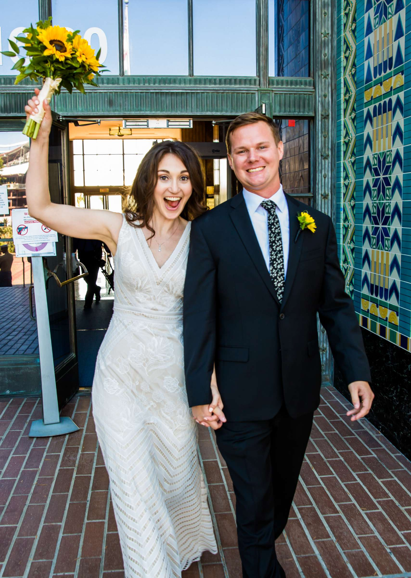 San Diego Courthouse Wedding, Erin and Douglas Wedding Photo #404352 by True Photography