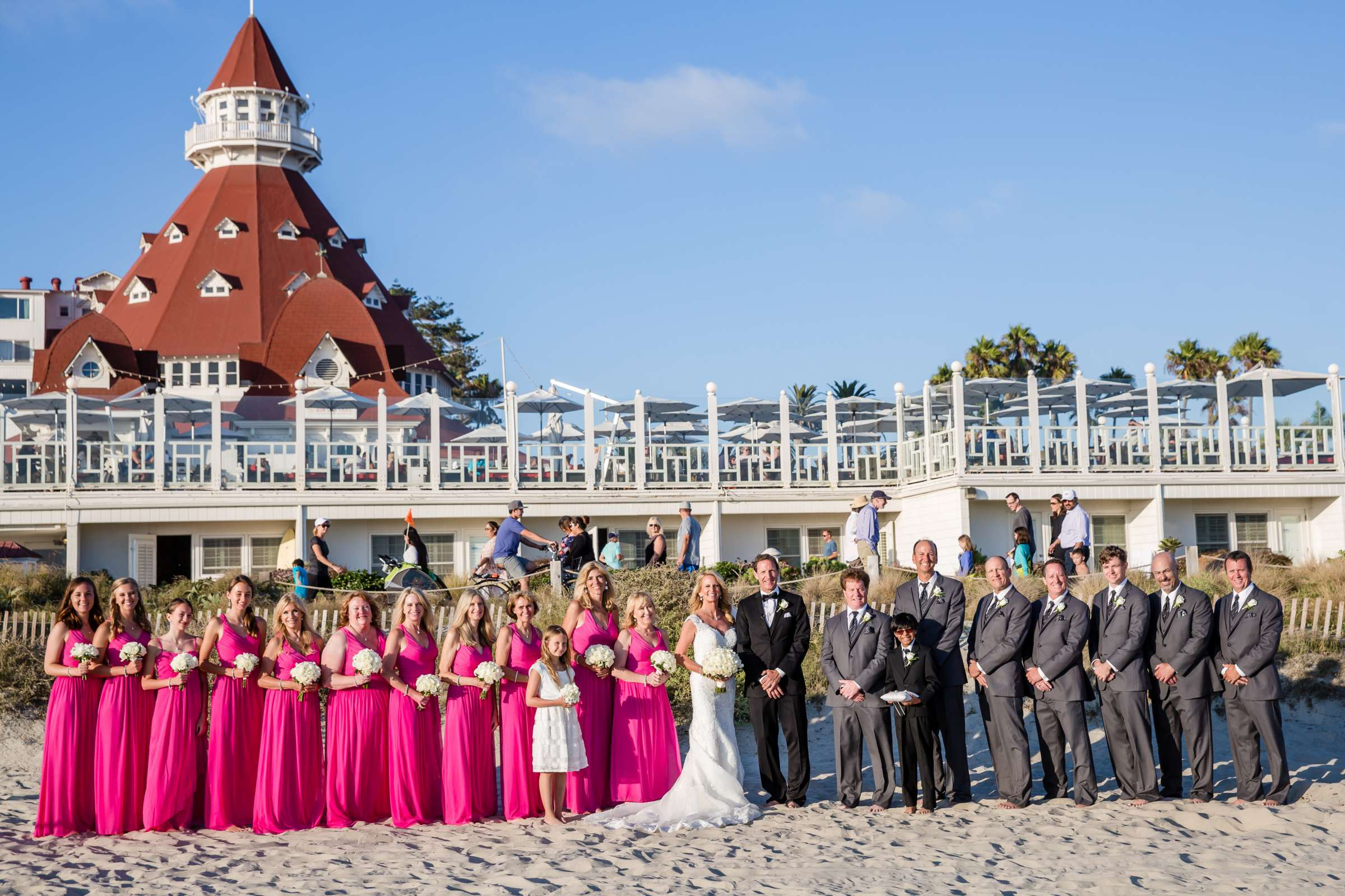 Hotel Del Coronado Wedding coordinated by Creative Affairs Inc, Diane and Paul Wedding Photo #17 by True Photography
