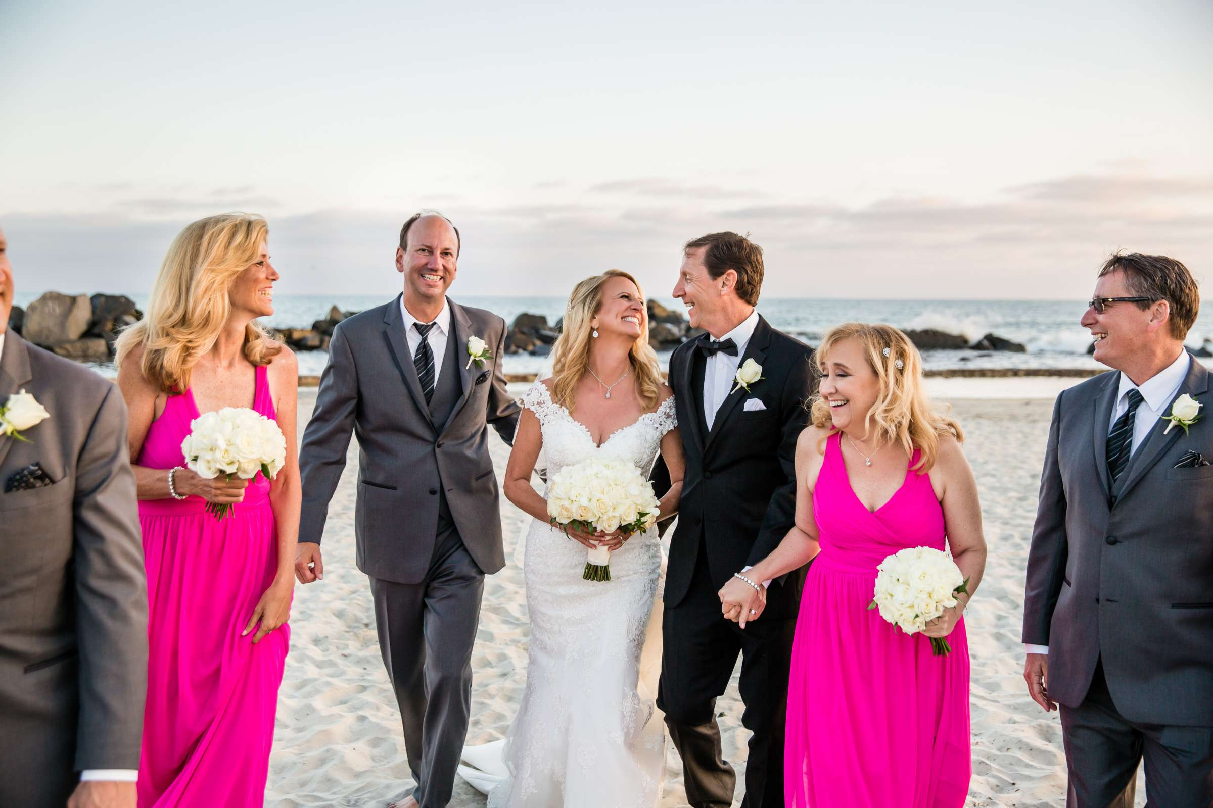 Hotel Del Coronado Wedding coordinated by Creative Affairs Inc, Diane and Paul Wedding Photo #19 by True Photography