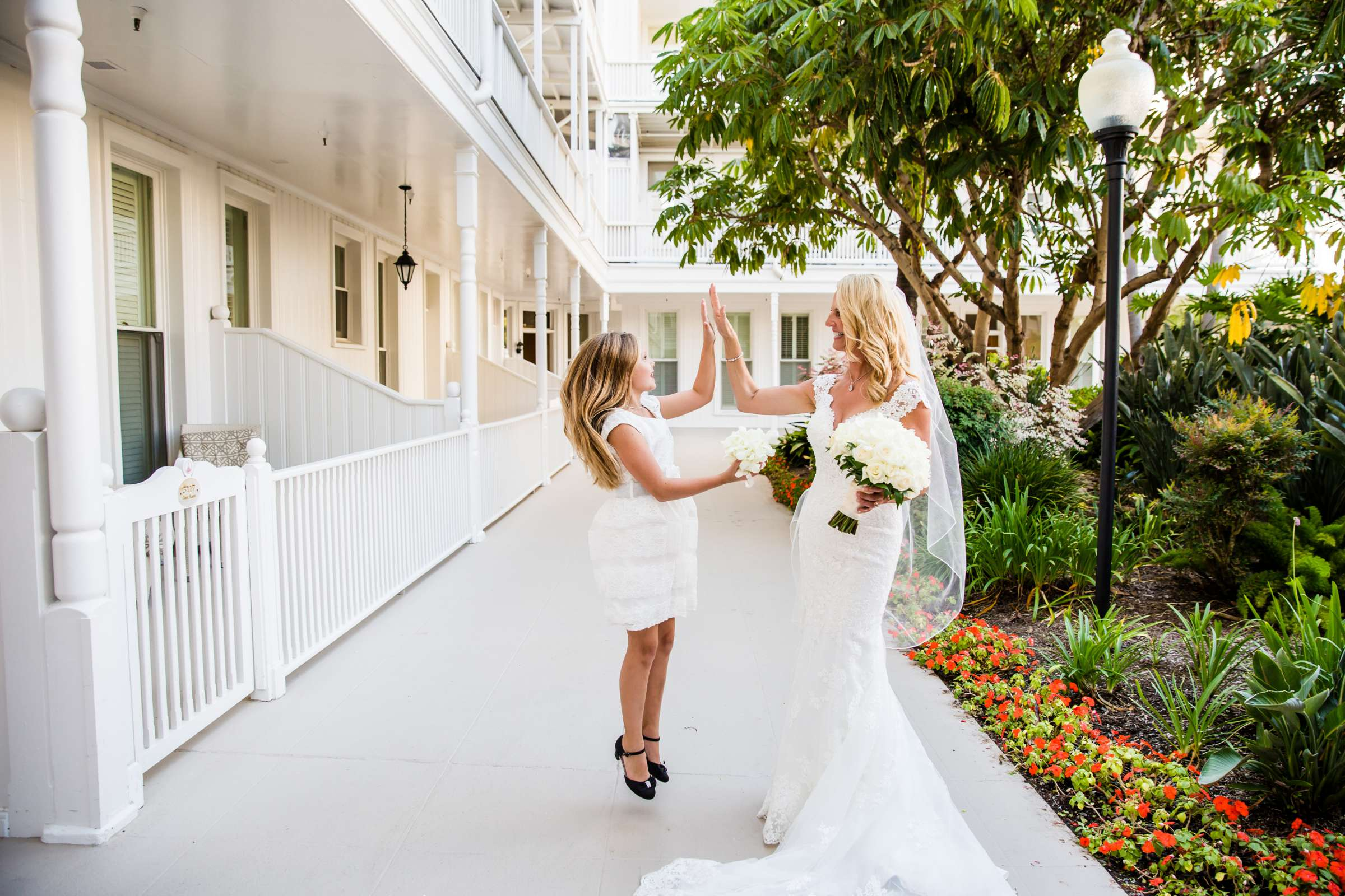 Hotel Del Coronado Wedding coordinated by Creative Affairs Inc, Diane and Paul Wedding Photo #2 by True Photography