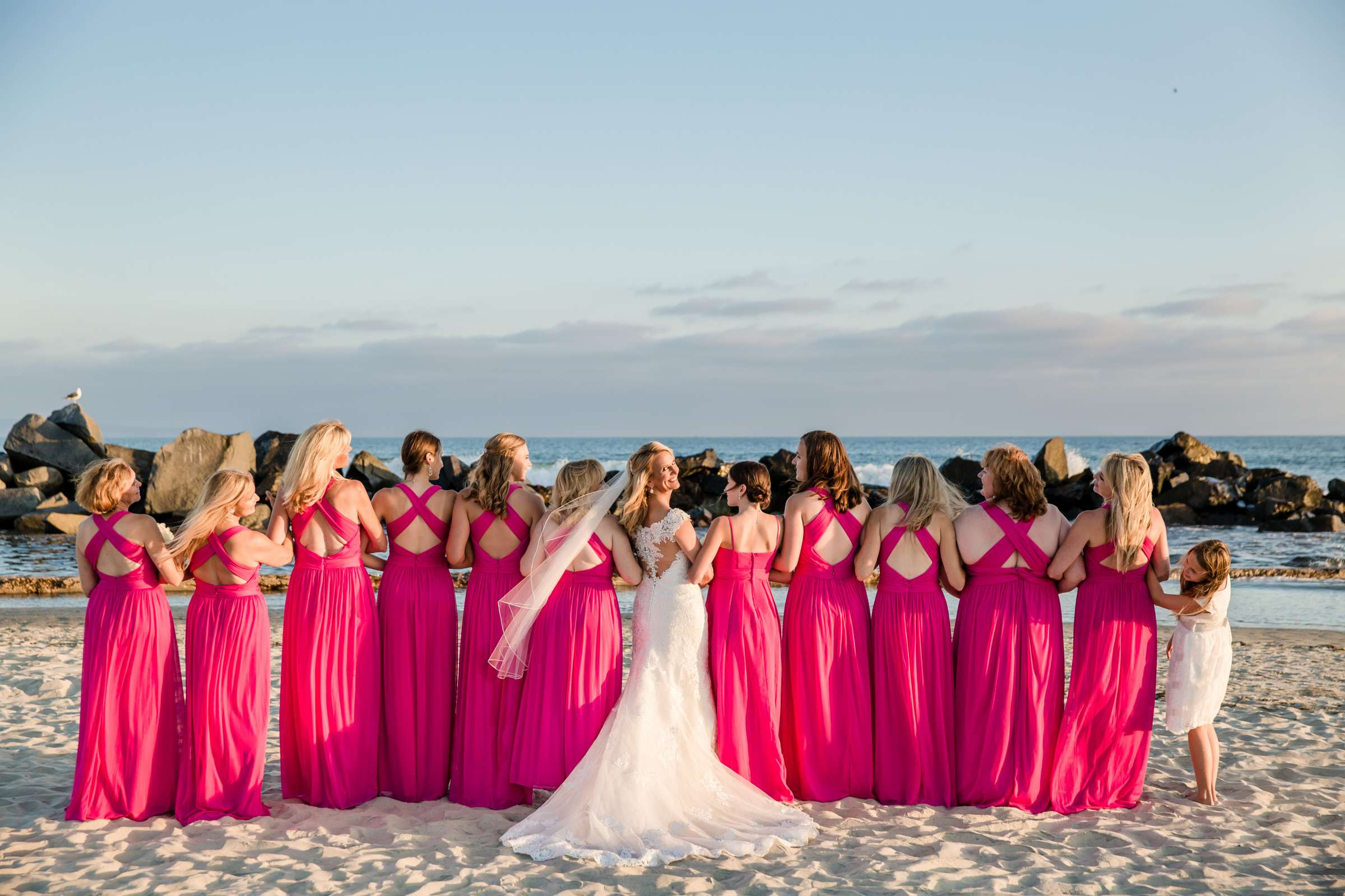 Hotel Del Coronado Wedding coordinated by Creative Affairs Inc, Diane and Paul Wedding Photo #22 by True Photography