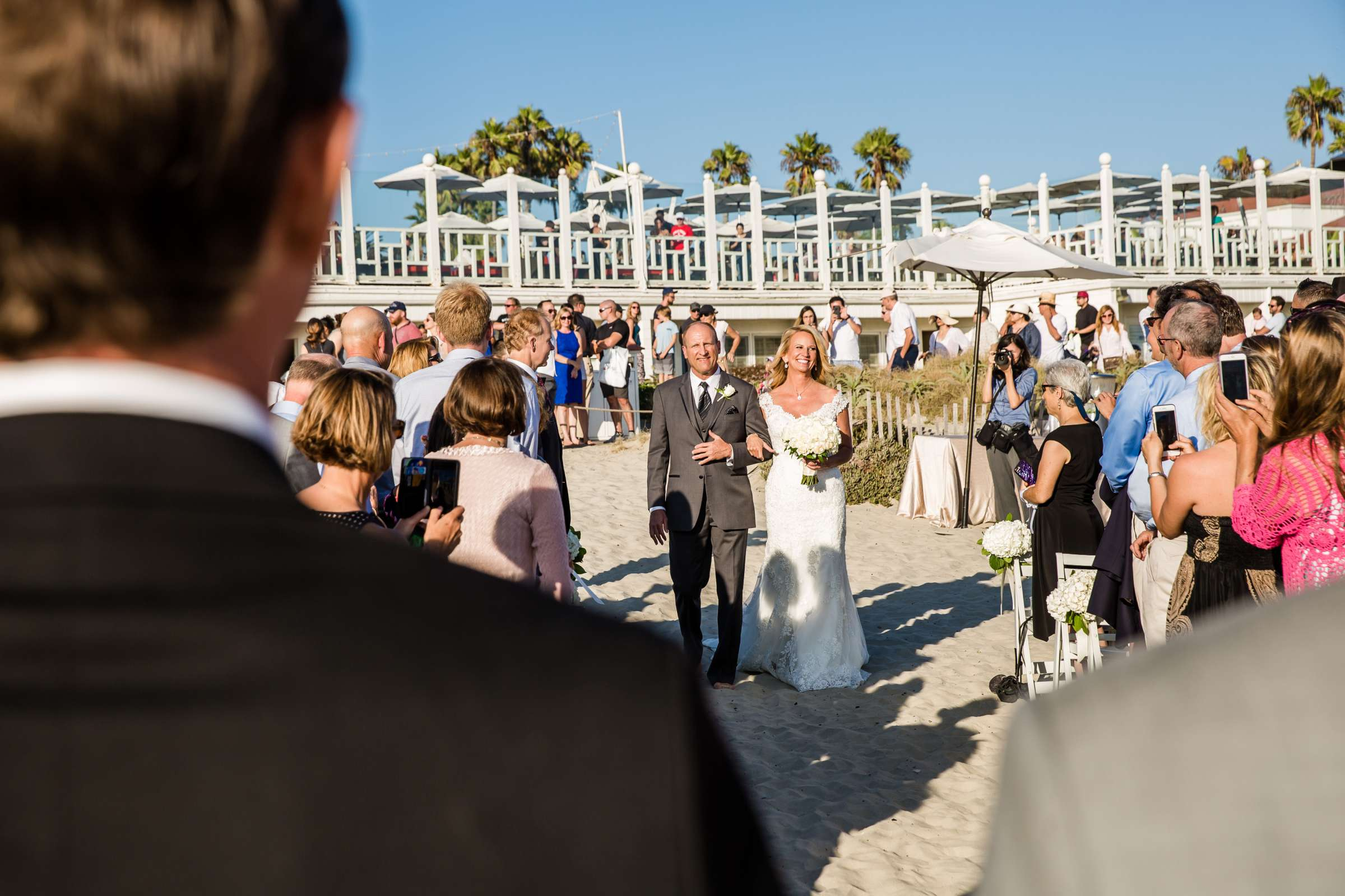 Hotel Del Coronado Wedding coordinated by Creative Affairs Inc, Diane and Paul Wedding Photo #54 by True Photography