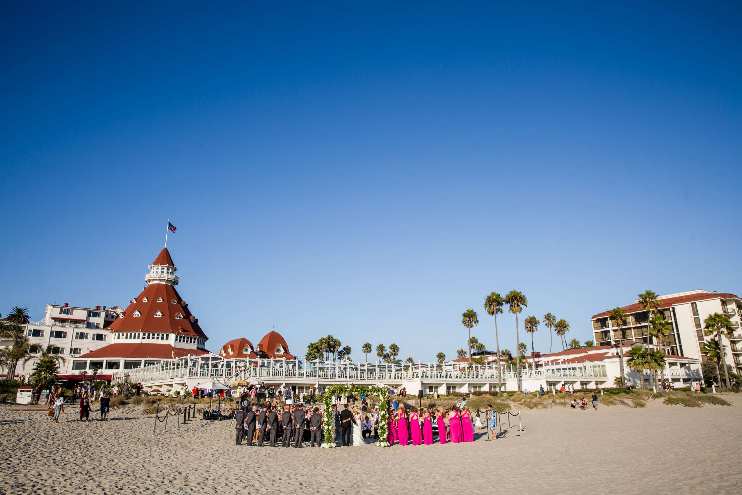 Hotel Del Coronado Wedding coordinated by Creative Affairs Inc, Diane and Paul Wedding Photo #56 by True Photography