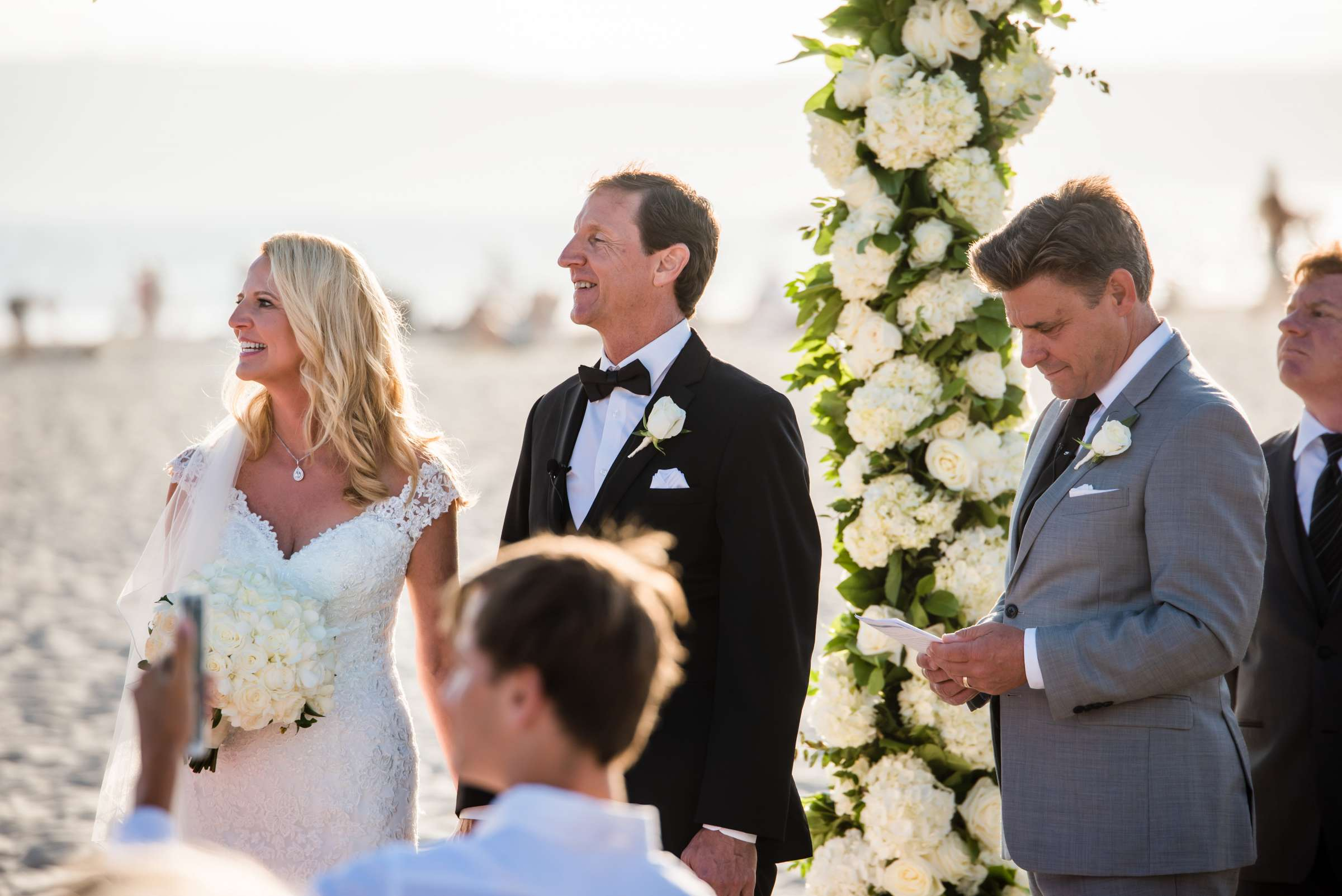 Hotel Del Coronado Wedding coordinated by Creative Affairs Inc, Diane and Paul Wedding Photo #61 by True Photography