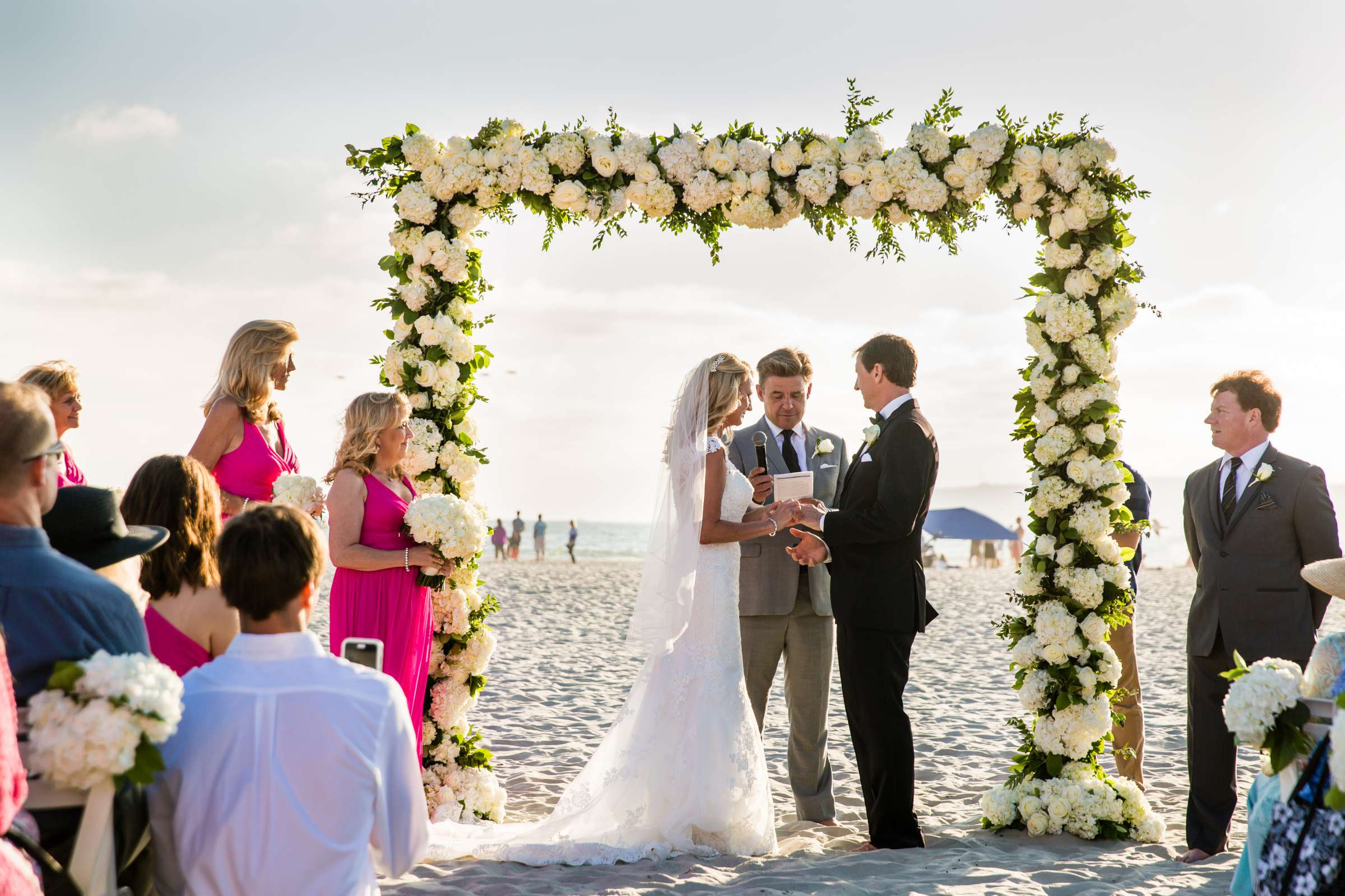 Hotel Del Coronado Wedding coordinated by Creative Affairs Inc, Diane and Paul Wedding Photo #62 by True Photography