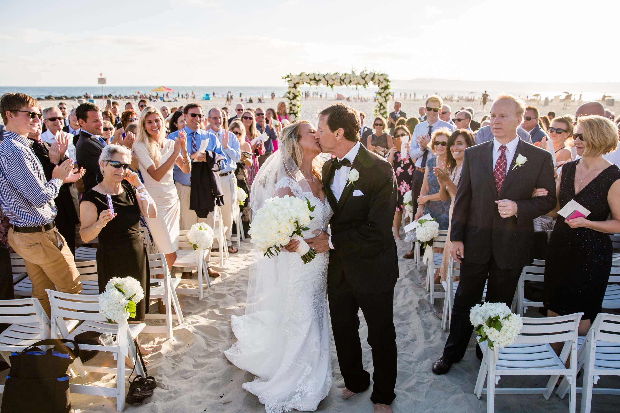 Hotel Del Coronado Wedding coordinated by Creative Affairs Inc, Diane and Paul Wedding Photo #67 by True Photography