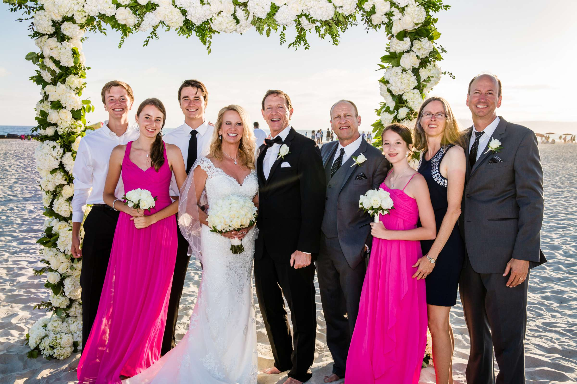Hotel Del Coronado Wedding coordinated by Creative Affairs Inc, Diane and Paul Wedding Photo #72 by True Photography