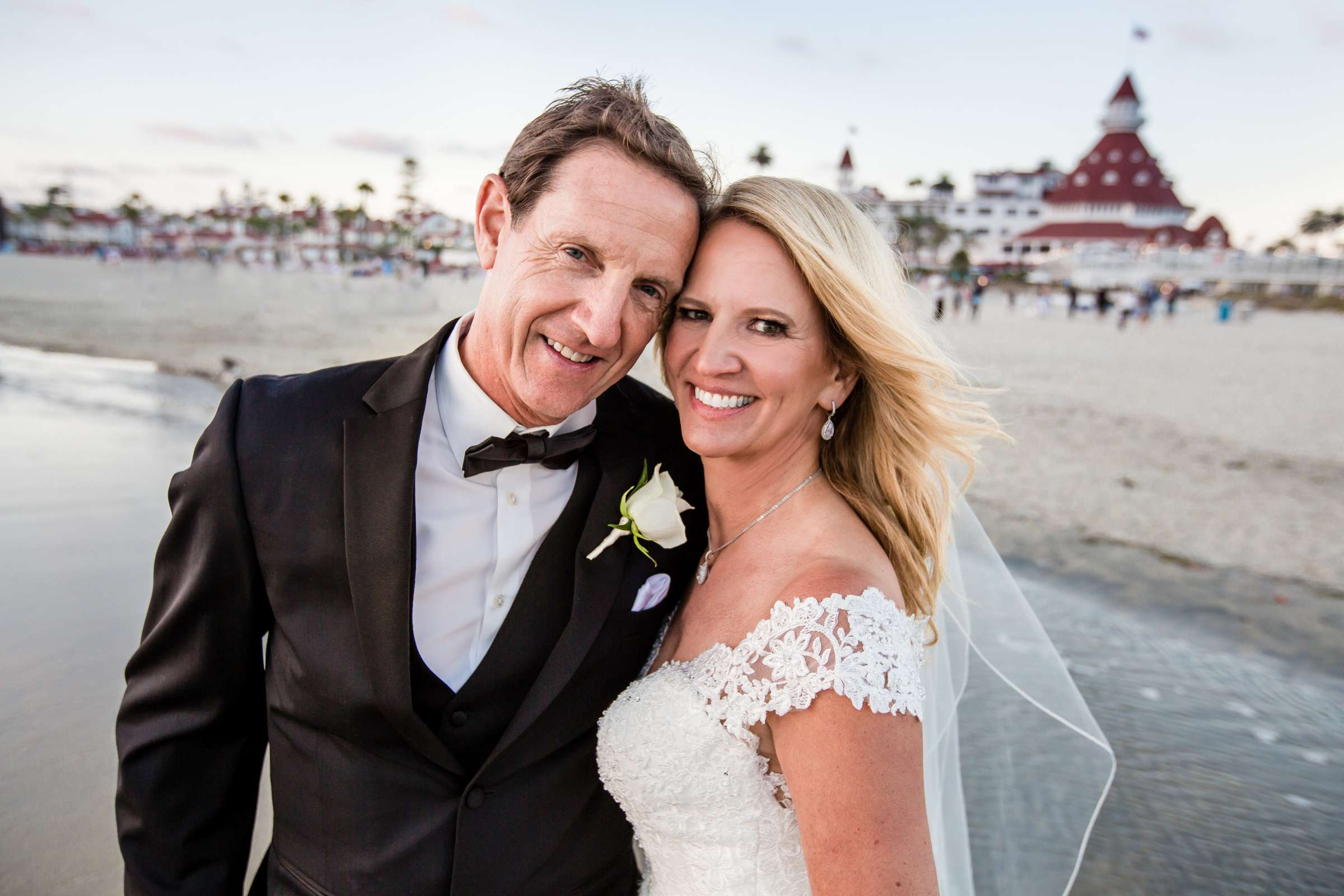 Hotel Del Coronado Wedding coordinated by Creative Affairs Inc, Diane and Paul Wedding Photo #74 by True Photography