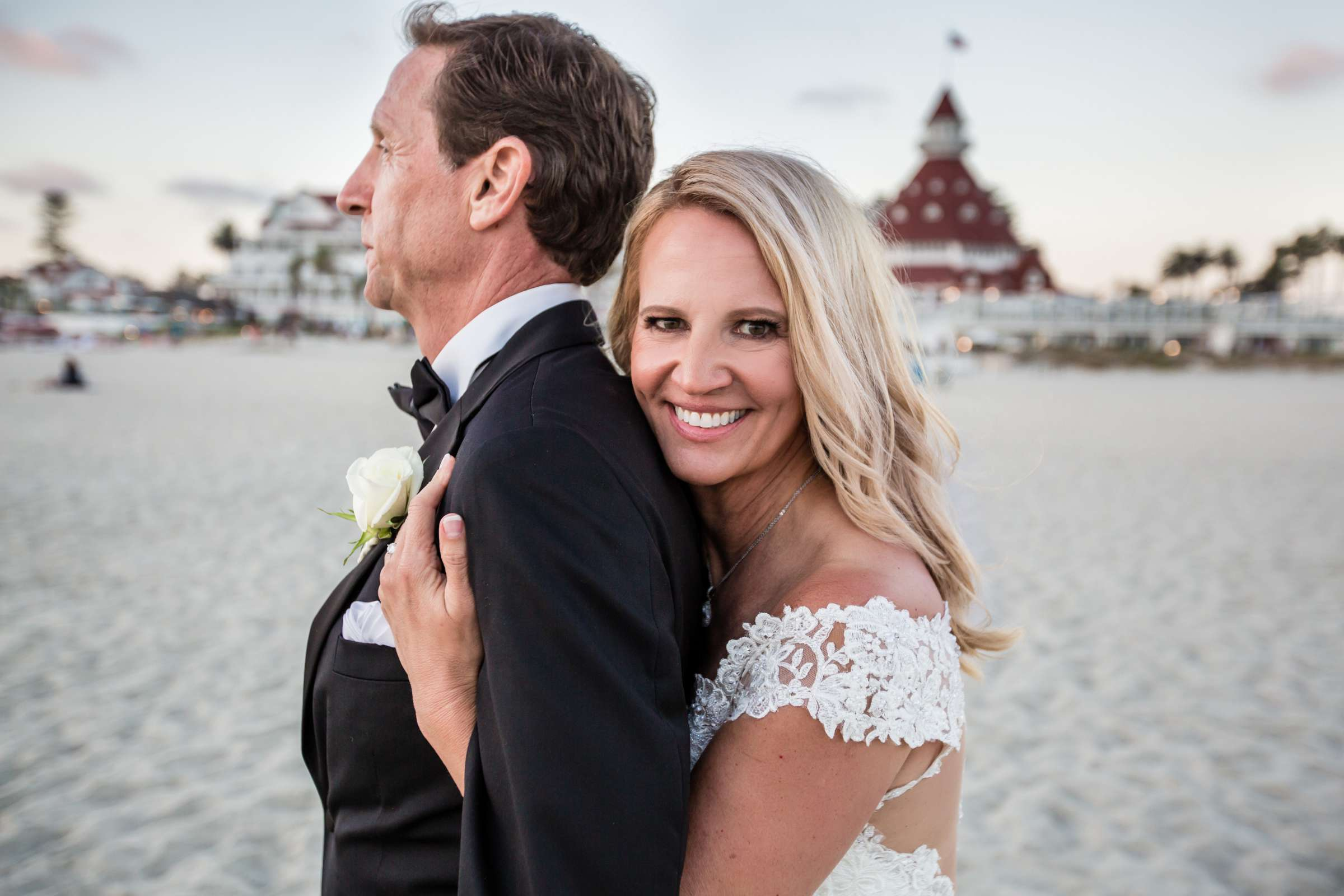 Hotel Del Coronado Wedding coordinated by Creative Affairs Inc, Diane and Paul Wedding Photo #78 by True Photography