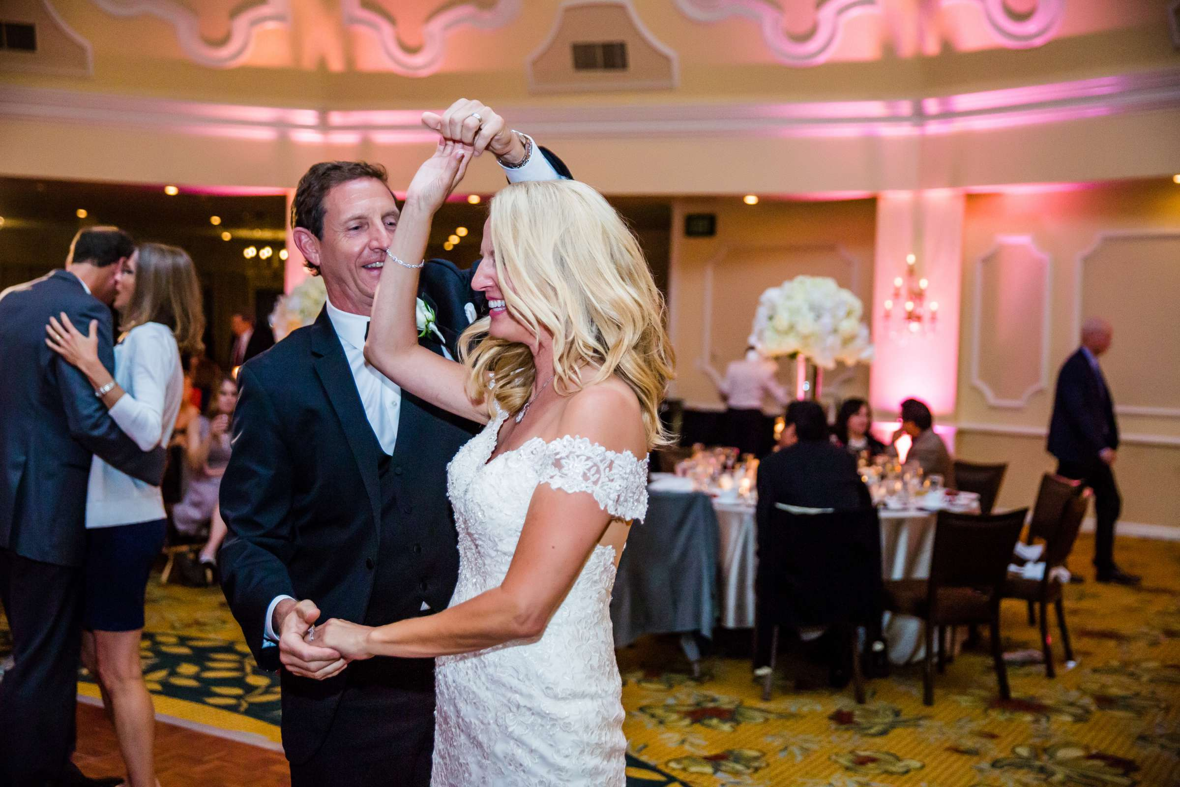 Hotel Del Coronado Wedding coordinated by Creative Affairs Inc, Diane and Paul Wedding Photo #97 by True Photography