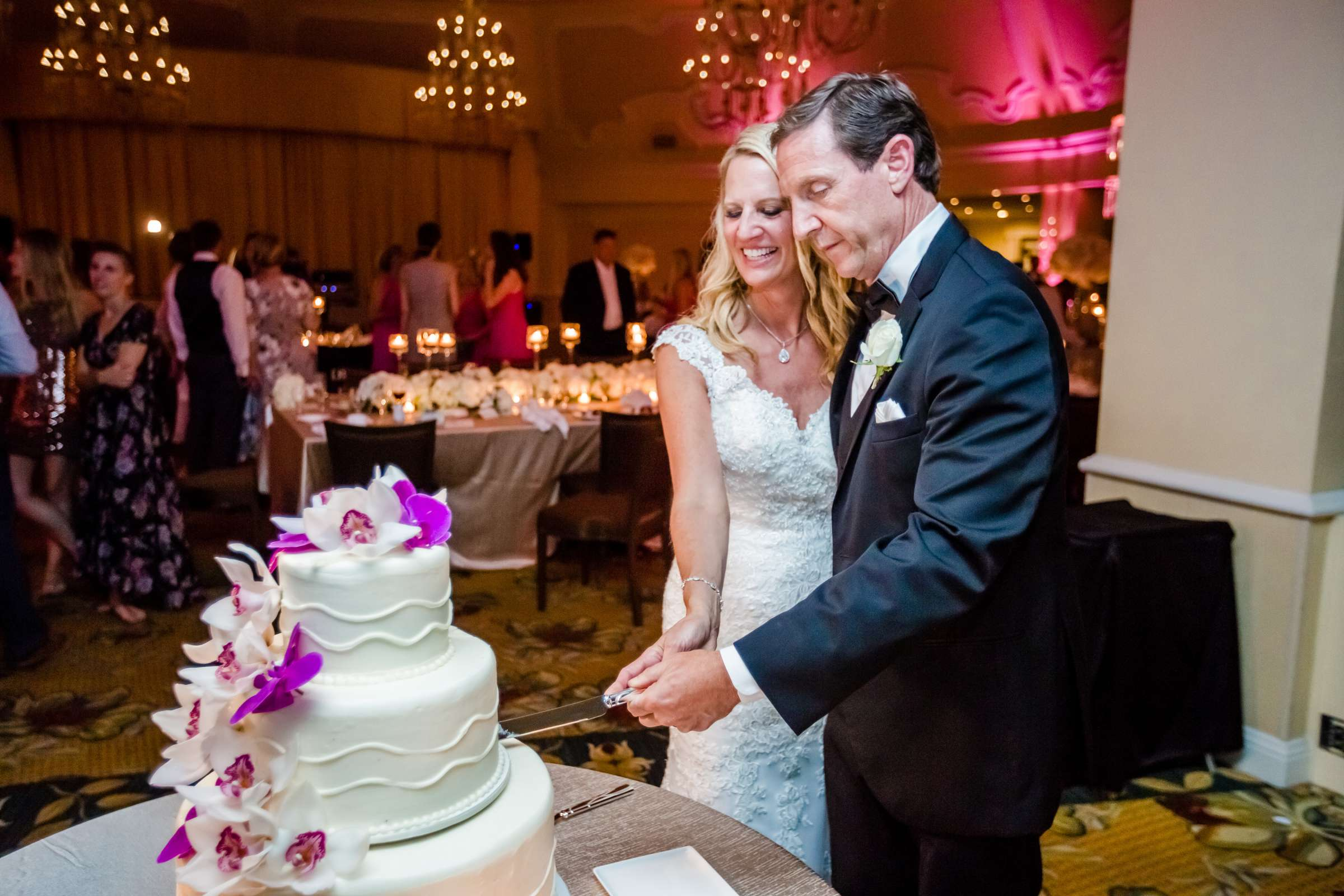 Hotel Del Coronado Wedding coordinated by Creative Affairs Inc, Diane and Paul Wedding Photo #116 by True Photography