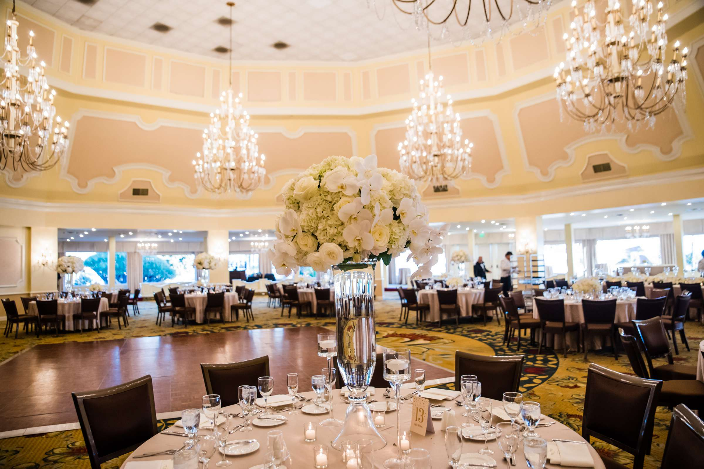 Hotel Del Coronado Wedding coordinated by Creative Affairs Inc, Diane and Paul Wedding Photo #131 by True Photography
