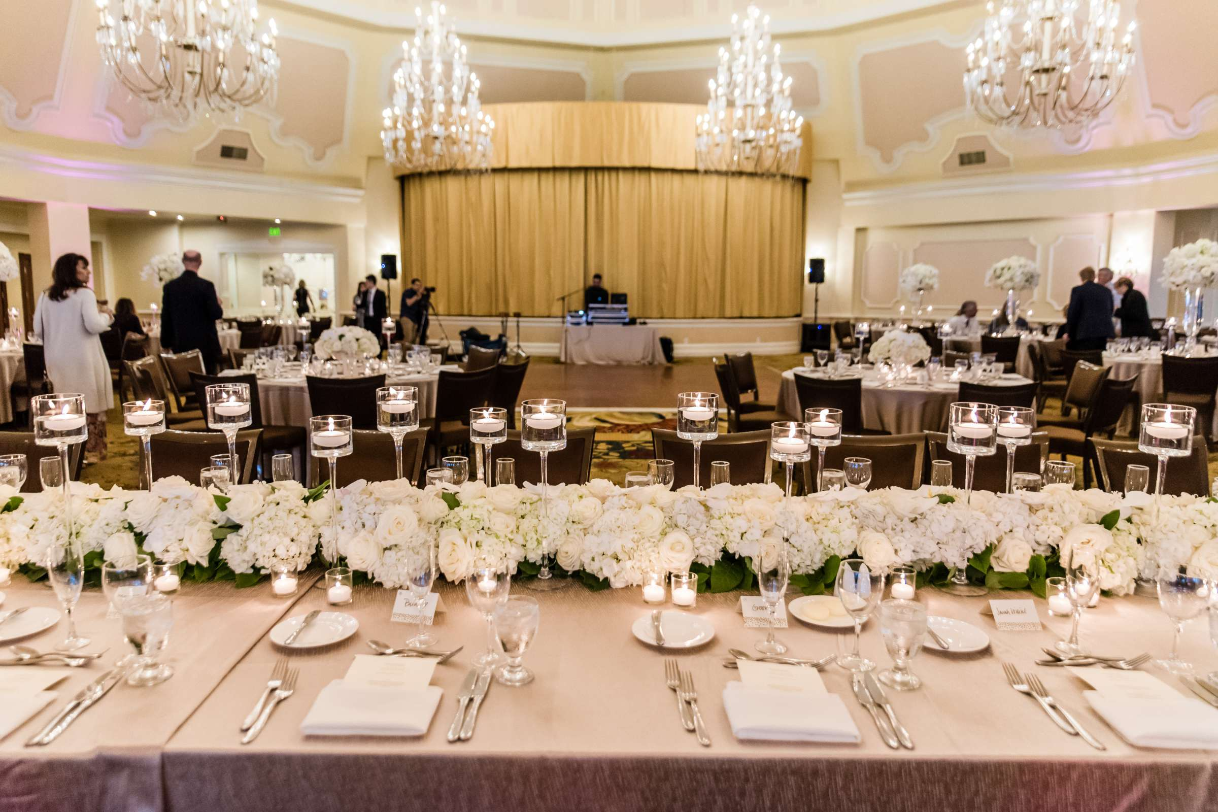 Hotel Del Coronado Wedding coordinated by Creative Affairs Inc, Diane and Paul Wedding Photo #138 by True Photography