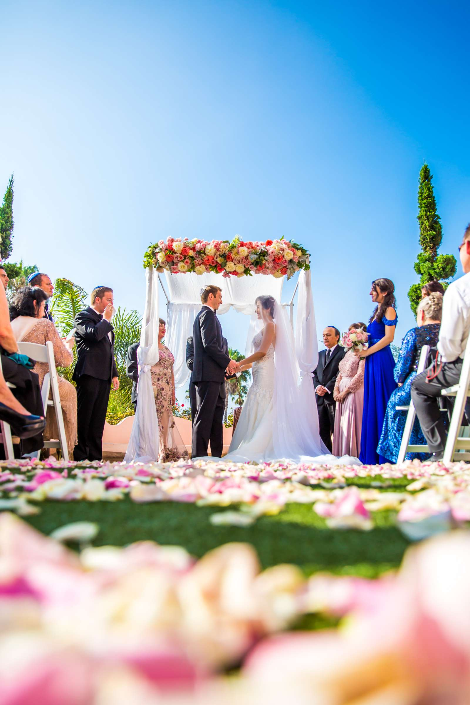 La Valencia Wedding coordinated by First Comes Love Weddings & Events, Viviane and Joshua Wedding Photo #69 by True Photography