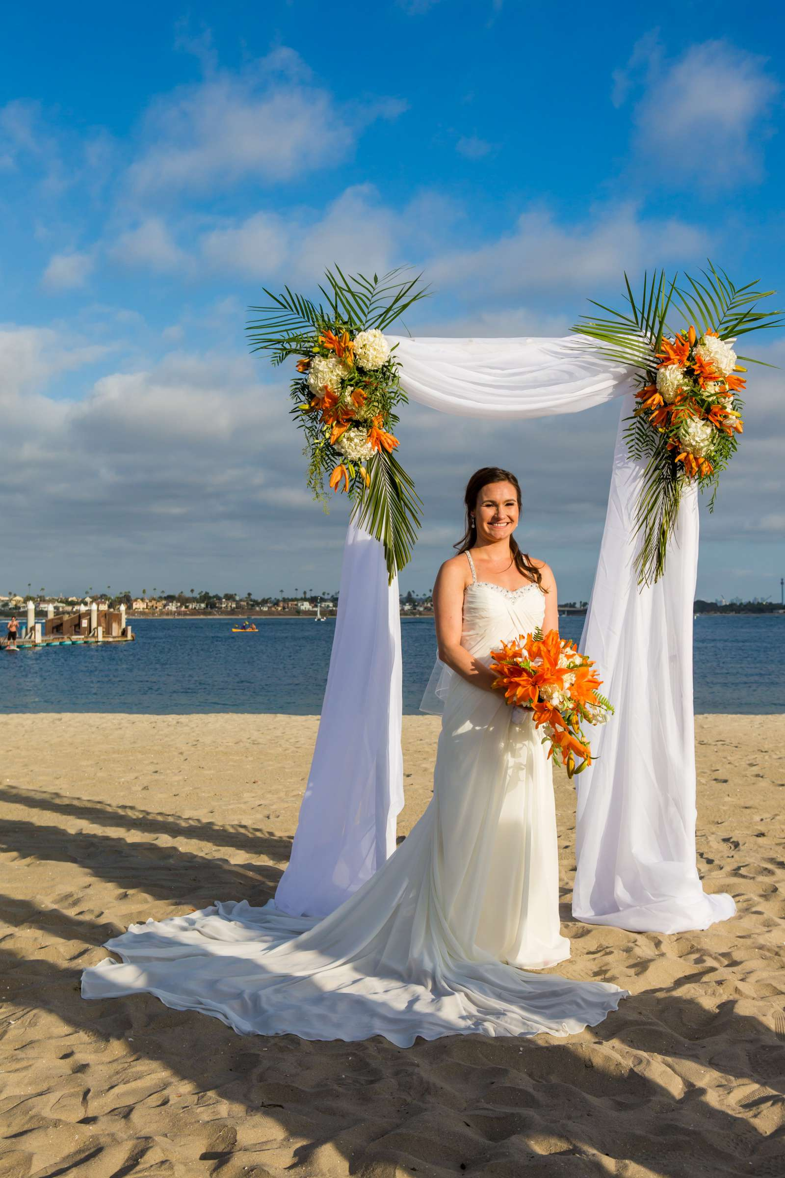 Camellia Wedding Flowers | San Diego Photographer - True Photography