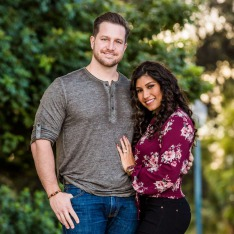 Azita and Sean Engagement #2