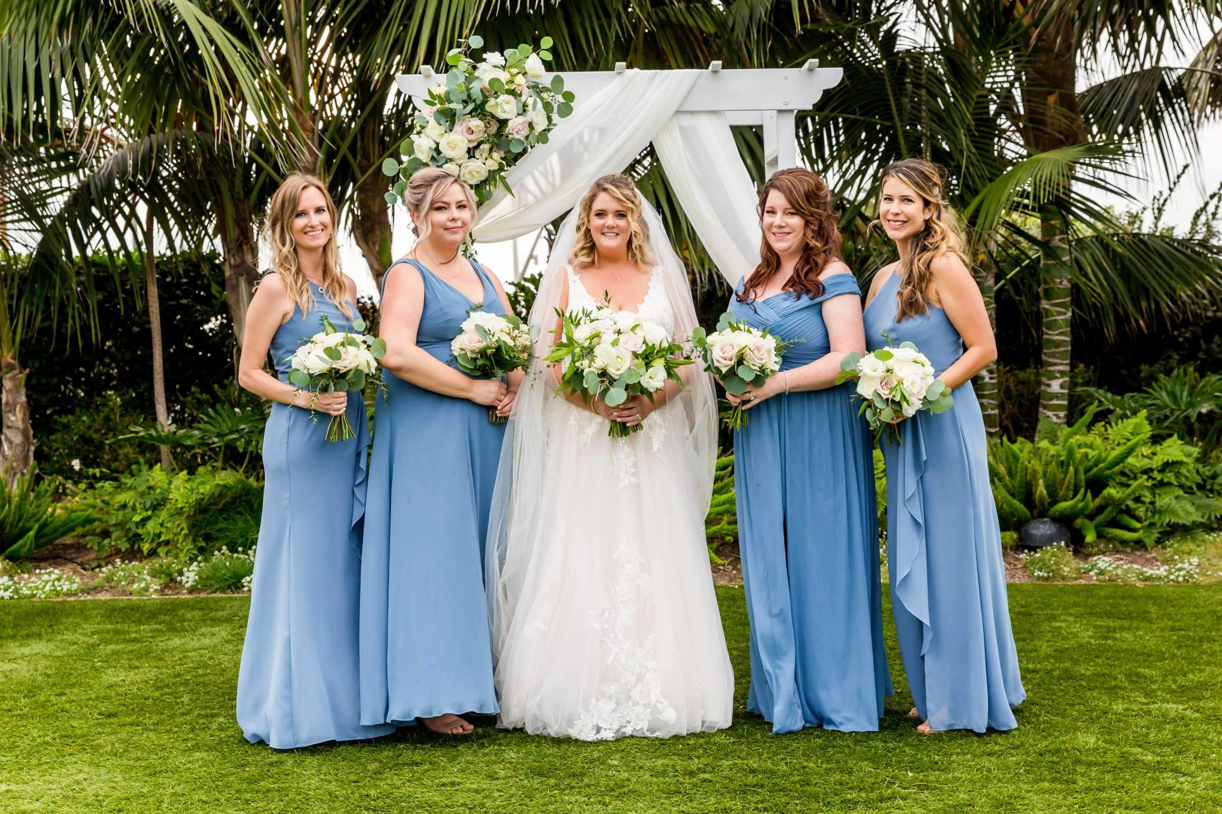 Cape Rey Carlsbad, A Hilton Resort Wedding, Michelle and Justin Wedding Photo #51 by True Photography