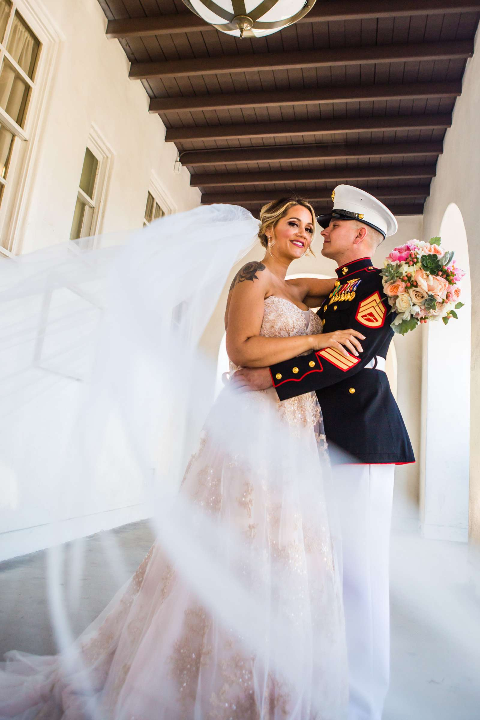VENUES Liberty Station Wedding, Annalee and Tyler Wedding Photo #460684 by True Photography