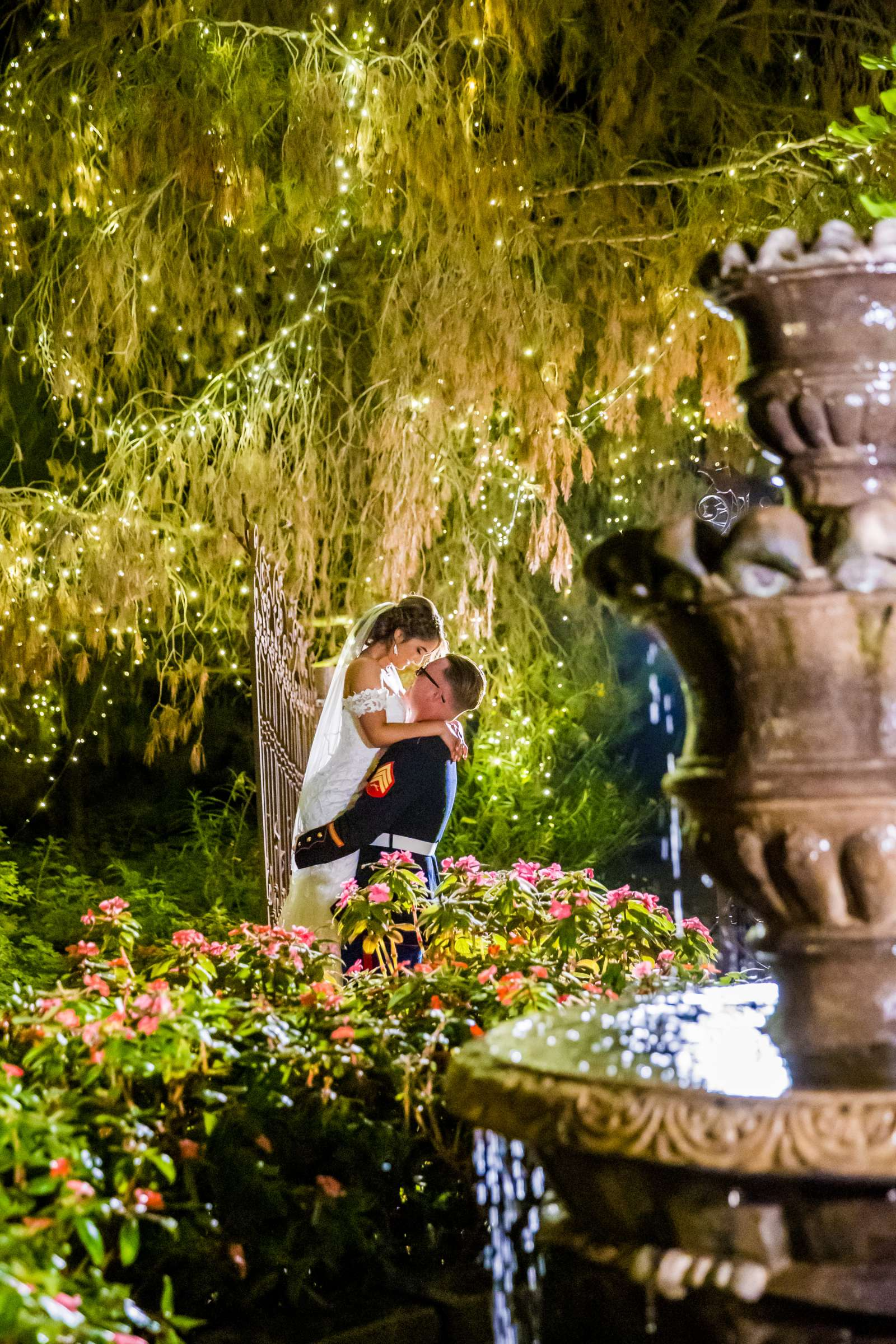 Ethereal Gardens Wedding, Danielle and Ben Wedding Photo #1 by True Photography