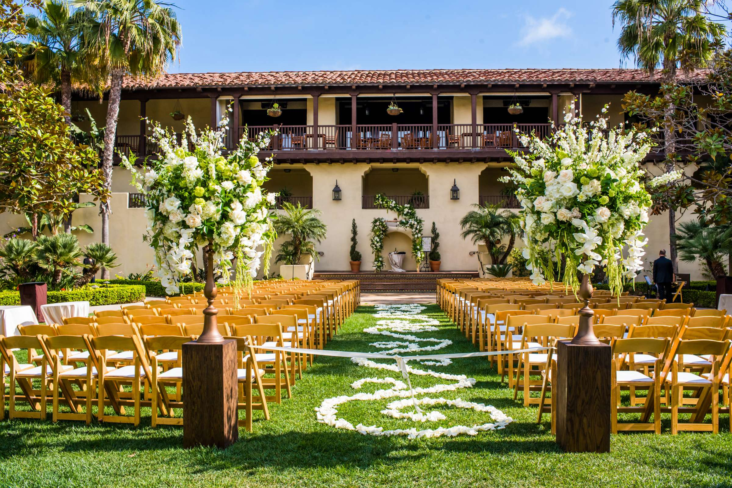 Estancia Wedding coordinated by Bliss Events, Ariana and Jimmy Wedding Photo #157 by True Photography