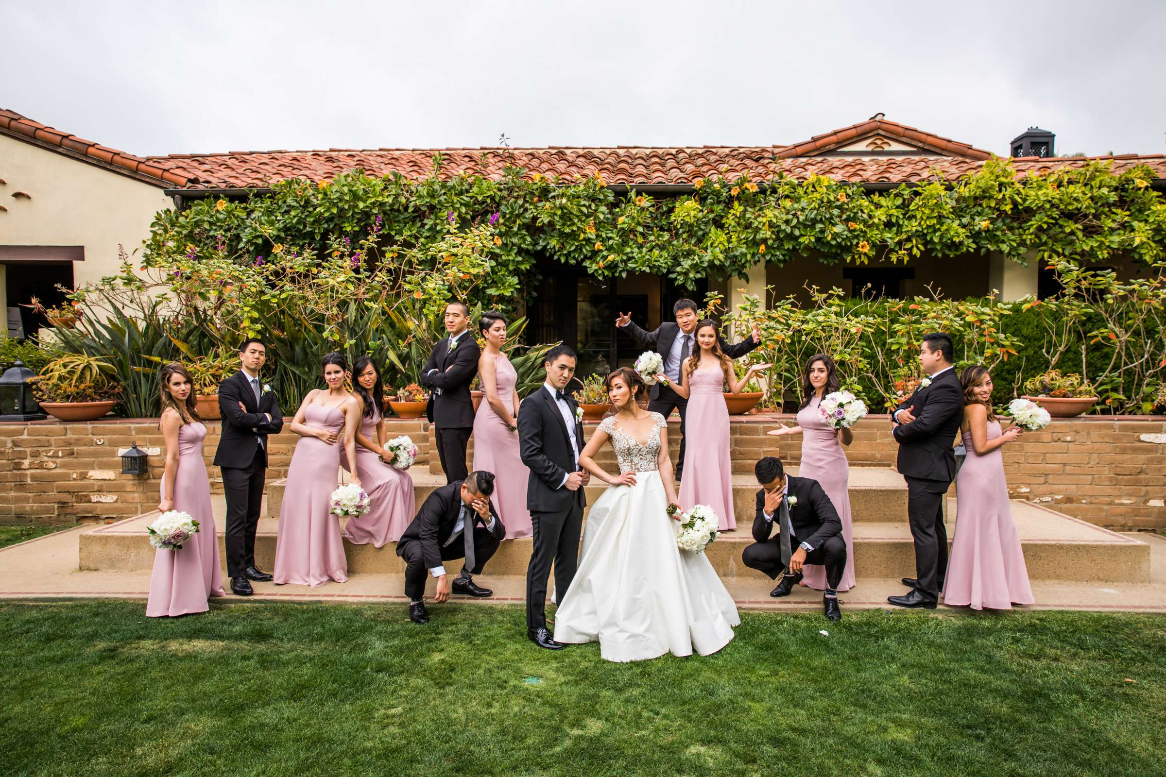 Estancia Wedding coordinated by Sweet Blossom Weddings, Allison and Alvin Wedding Photo #10 by True Photography