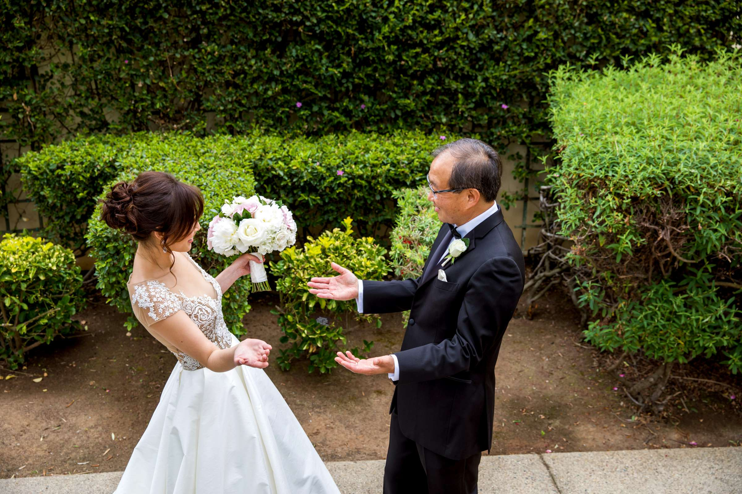 Estancia Wedding coordinated by Sweet Blossom Weddings, Allison and Alvin Wedding Photo #42 by True Photography