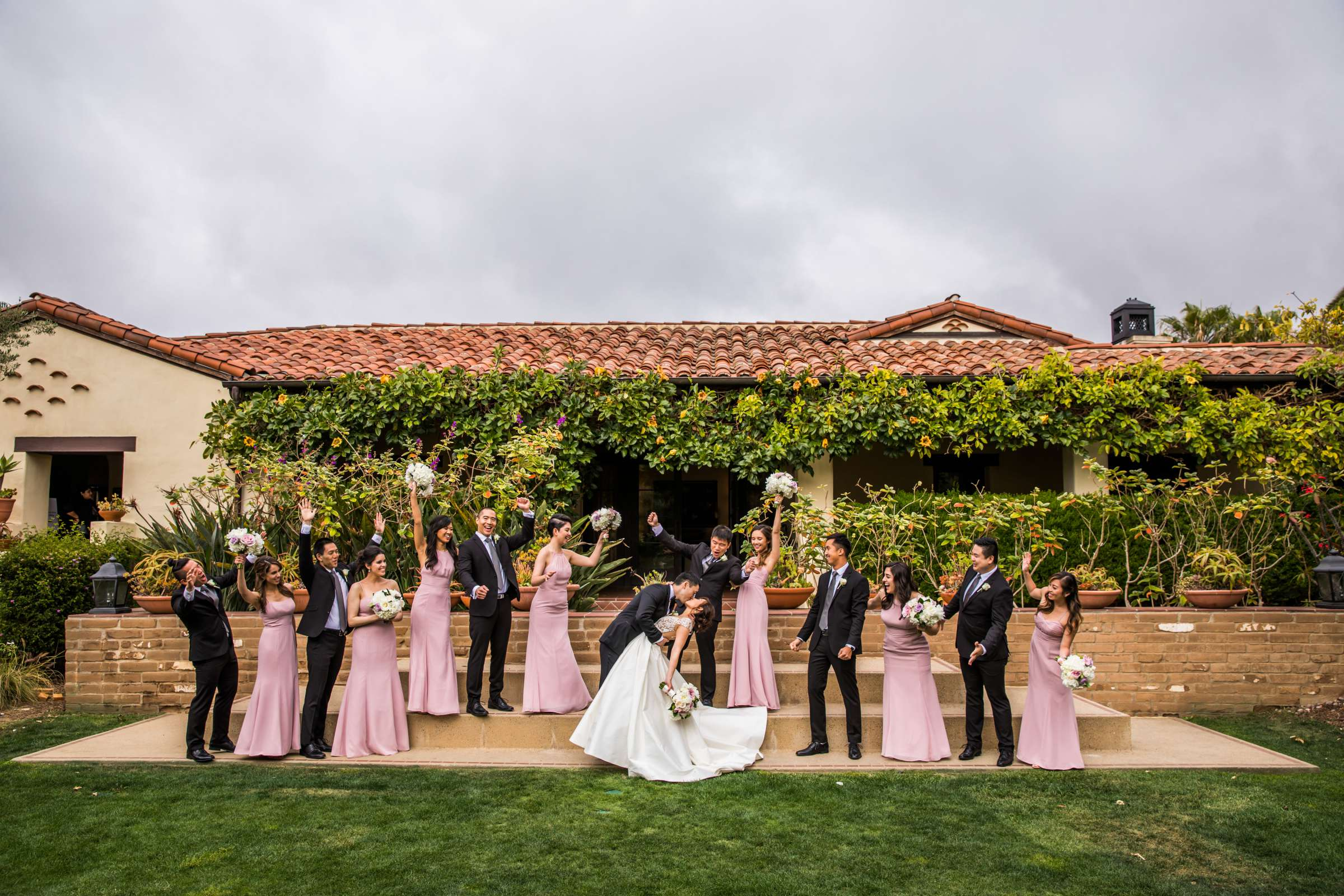 Estancia Wedding coordinated by Sweet Blossom Weddings, Allison and Alvin Wedding Photo #68 by True Photography