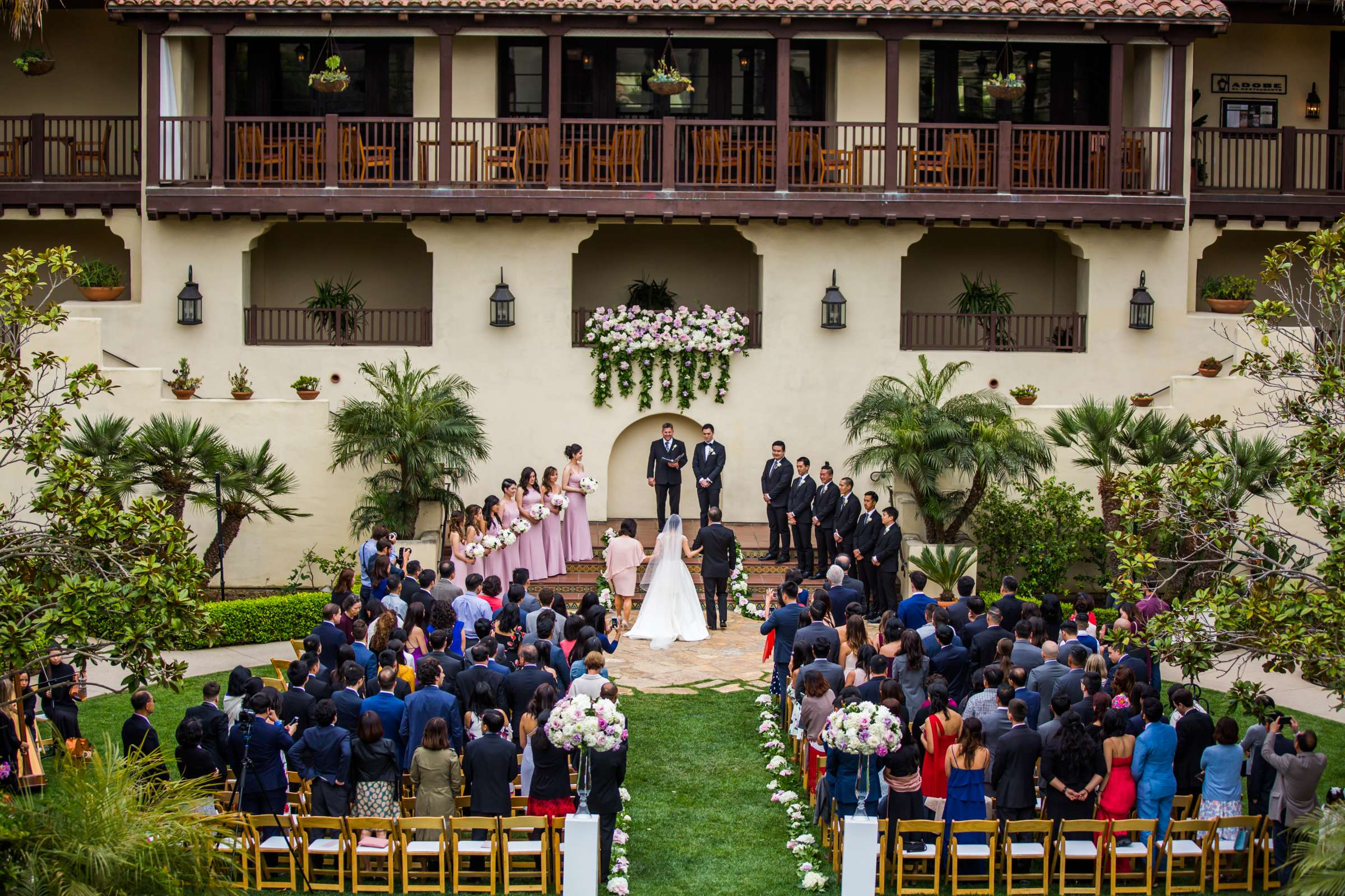 Estancia Wedding coordinated by Sweet Blossom Weddings, Allison and Alvin Wedding Photo #76 by True Photography