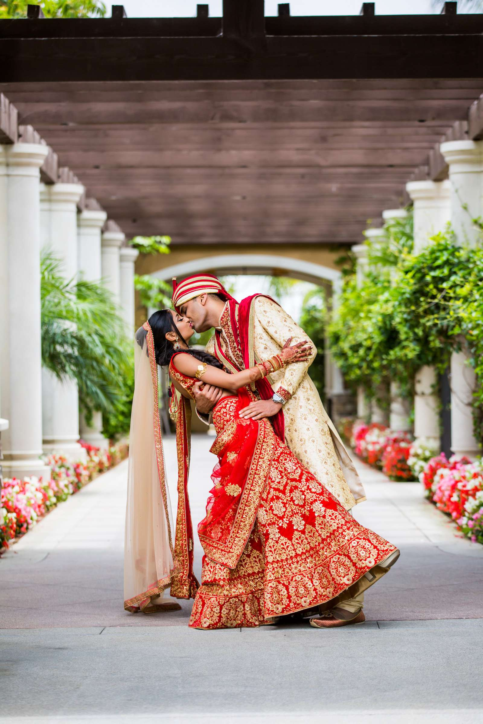 The Westin Carlsbad Resort and Spa Wedding coordinated by Shilpa Patel Events, Ami and Amit Wedding Photo #1 by True Photography