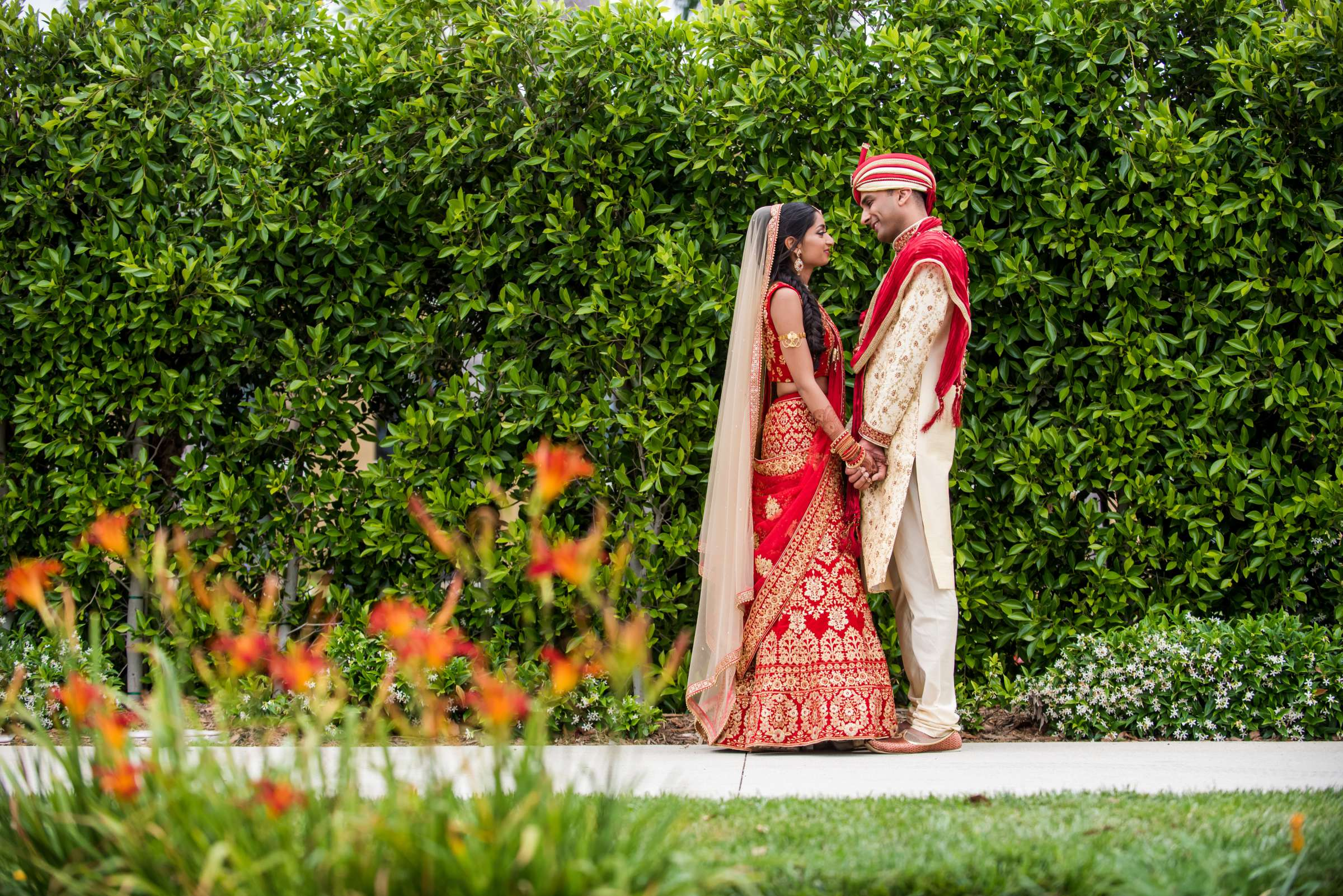 The Westin Carlsbad Resort and Spa Wedding coordinated by Shilpa Patel Events, Ami and Amit Wedding Photo #3 by True Photography