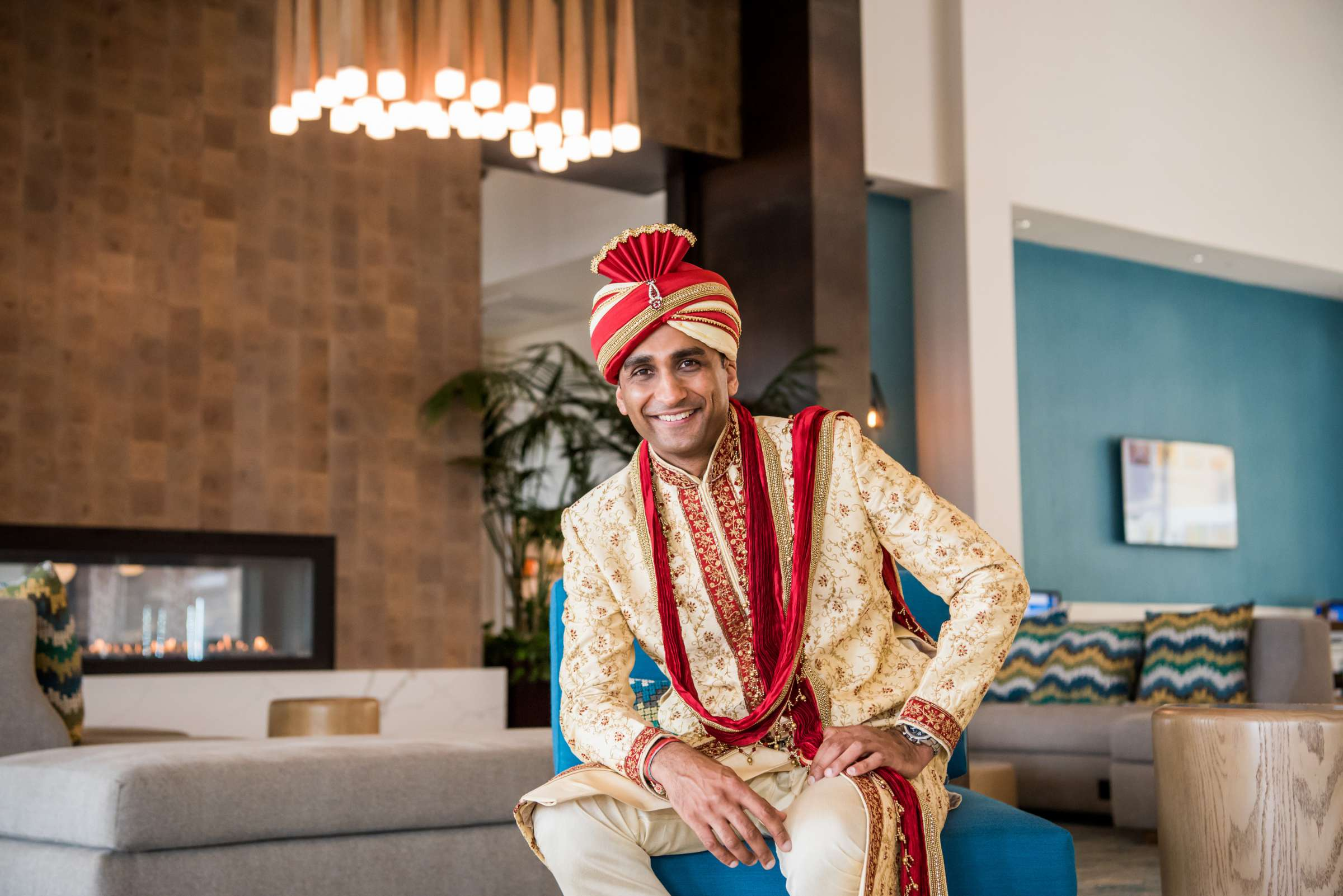 The Westin Carlsbad Resort and Spa Wedding coordinated by Shilpa Patel Events, Ami and Amit Wedding Photo #11 by True Photography