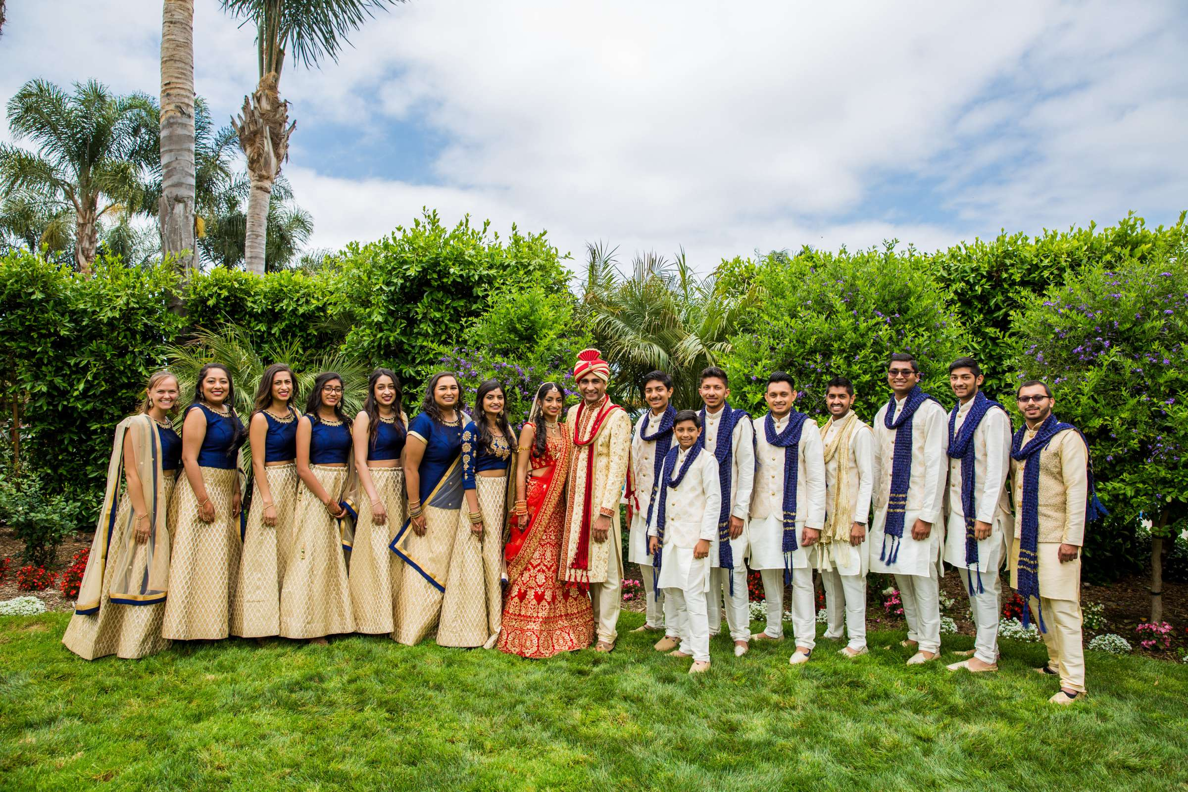 The Westin Carlsbad Resort and Spa Wedding coordinated by Shilpa Patel Events, Ami and Amit Wedding Photo #25 by True Photography