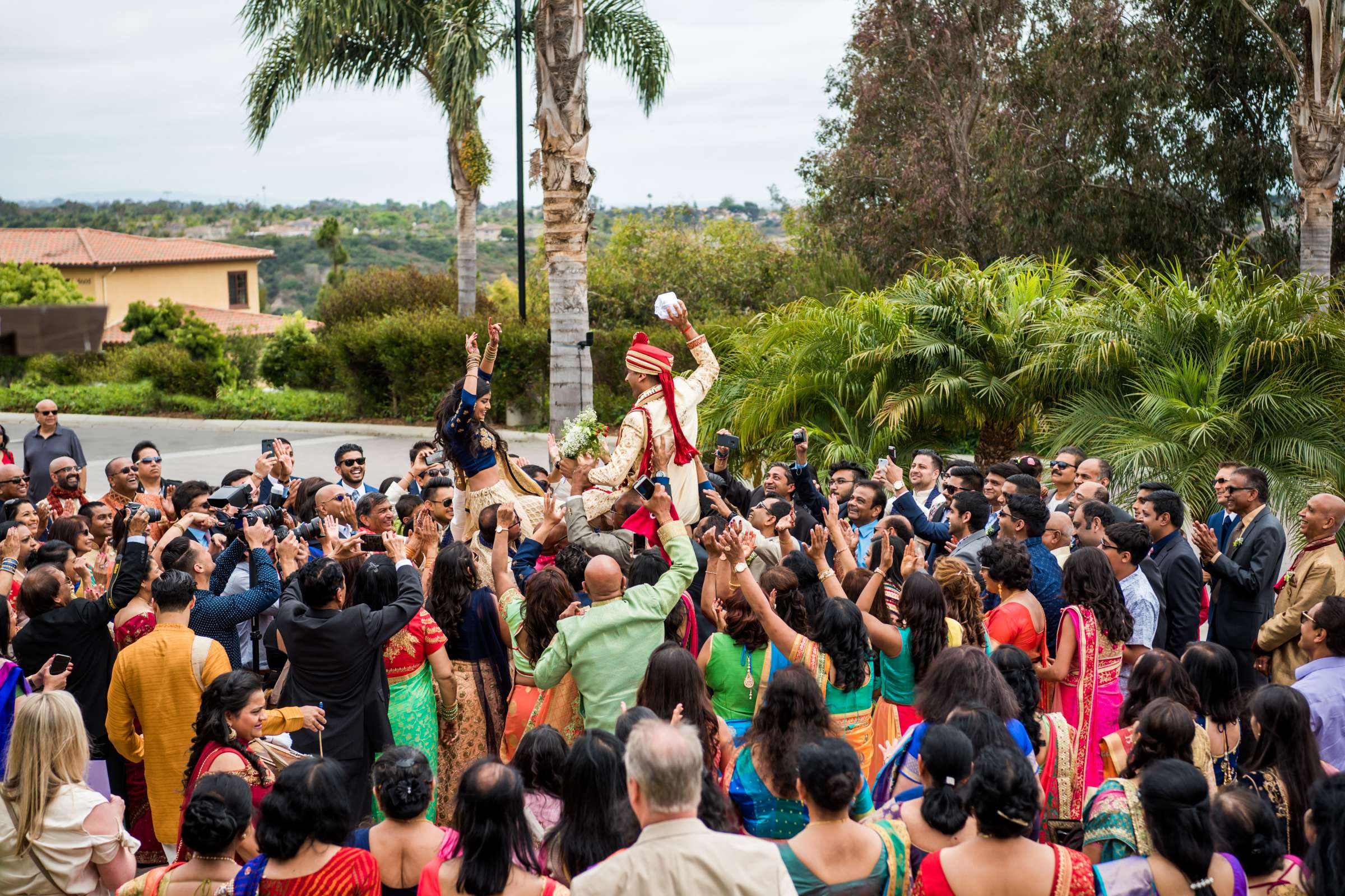 The Westin Carlsbad Resort and Spa Wedding coordinated by Shilpa Patel Events, Ami and Amit Wedding Photo #17 by True Photography