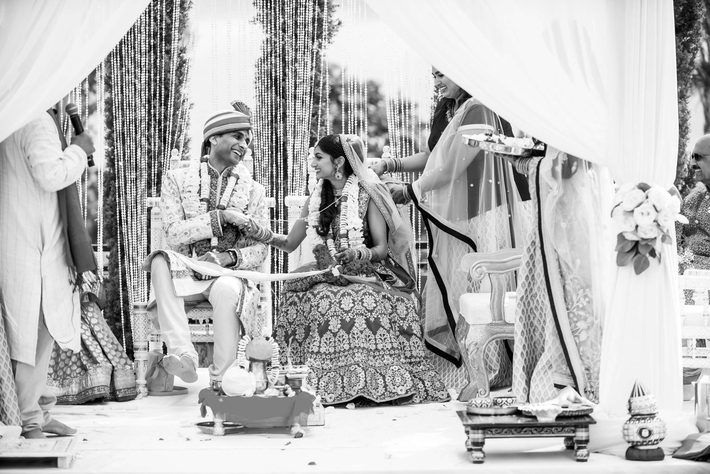 The Westin Carlsbad Resort and Spa Wedding coordinated by Shilpa Patel Events, Ami and Amit Wedding Photo #20 by True Photography
