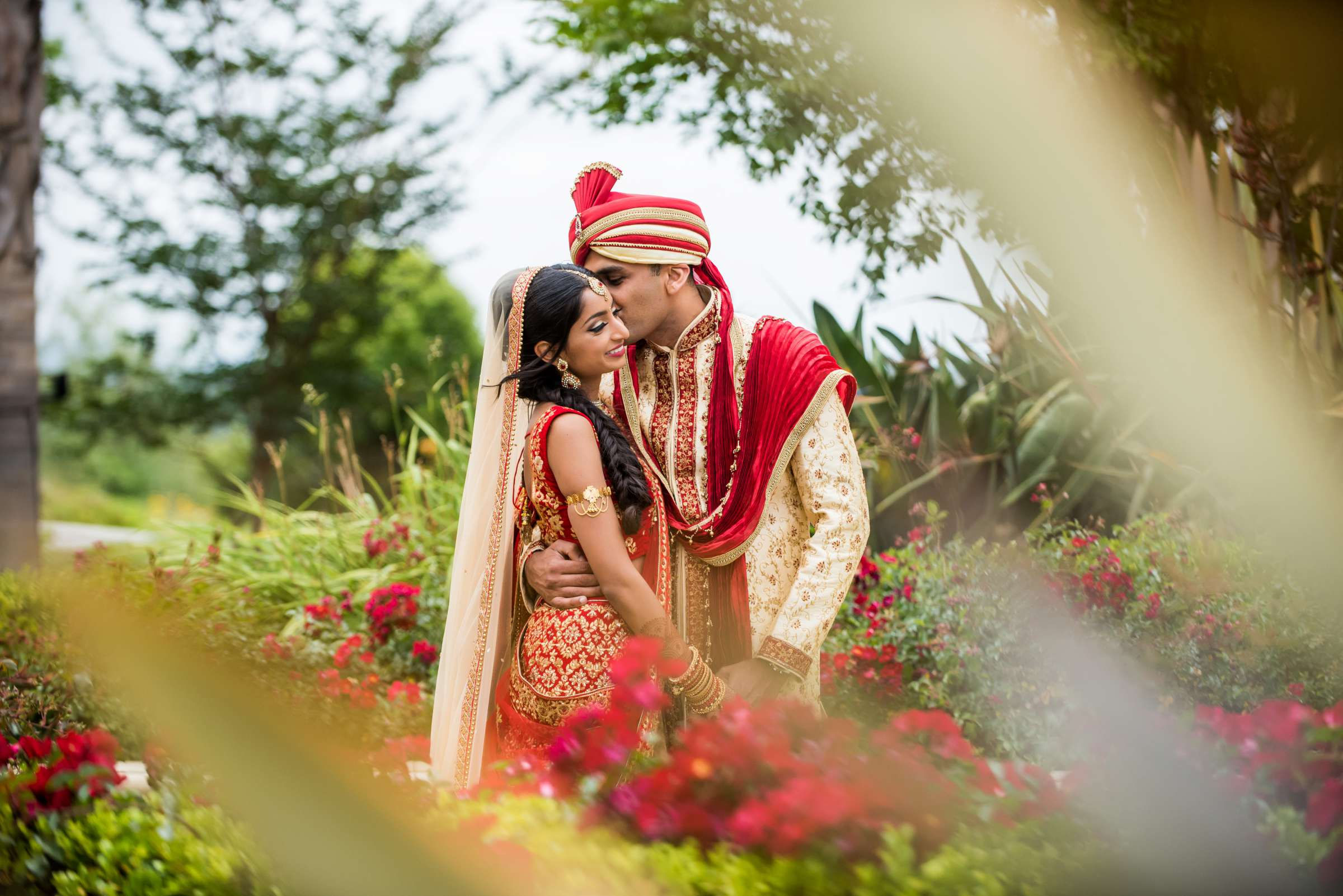 The Westin Carlsbad Resort and Spa Wedding coordinated by Shilpa Patel Events, Ami and Amit Wedding Photo #21 by True Photography