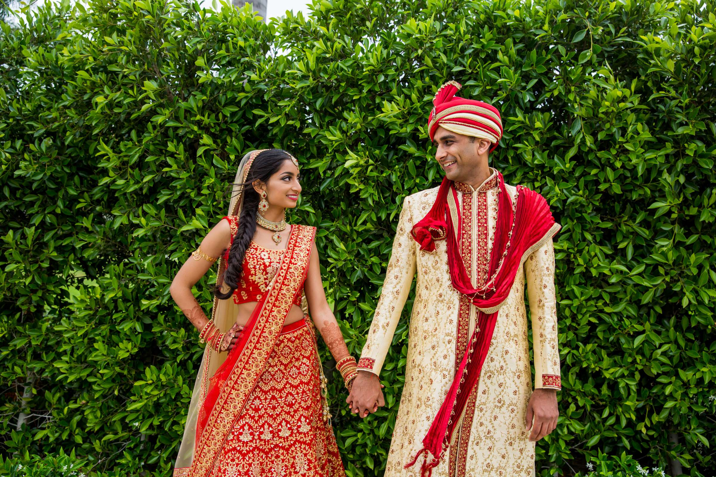 The Westin Carlsbad Resort and Spa Wedding coordinated by Shilpa Patel Events, Ami and Amit Wedding Photo #24 by True Photography