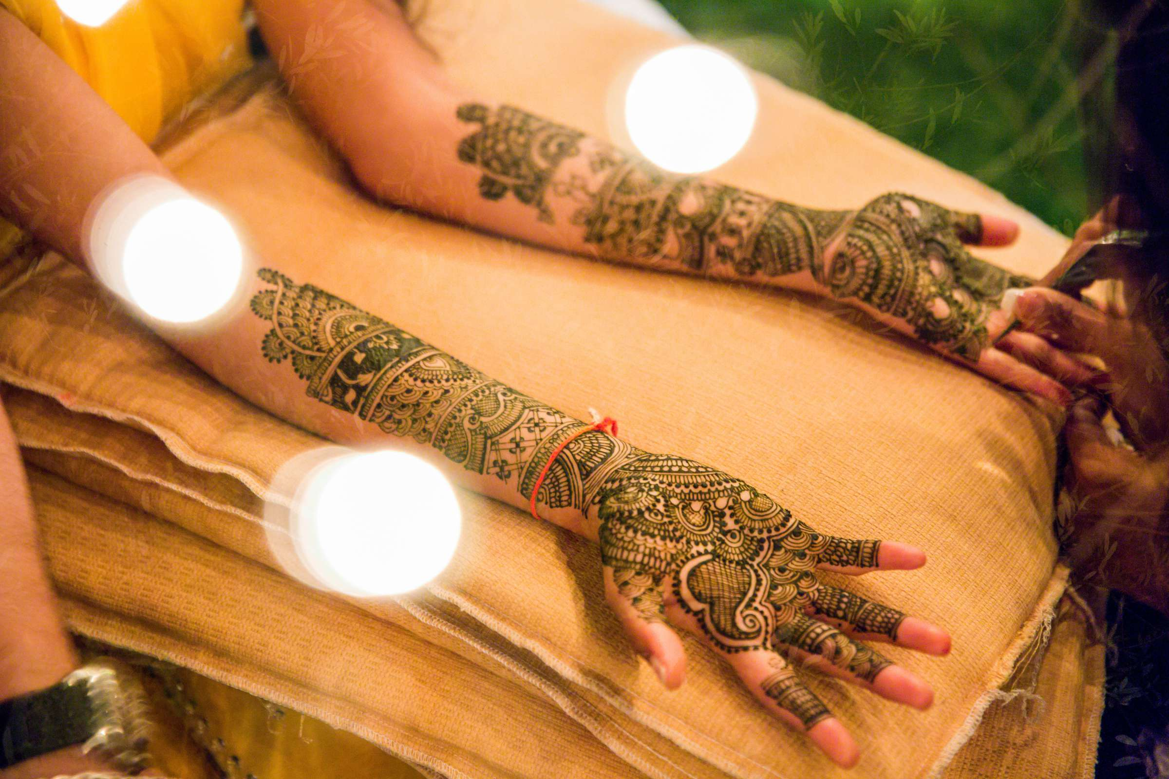 Henna at The Westin Carlsbad Resort and Spa Wedding coordinated by Shilpa Patel Events, Ami and Amit Wedding Photo #76 by True Photography
