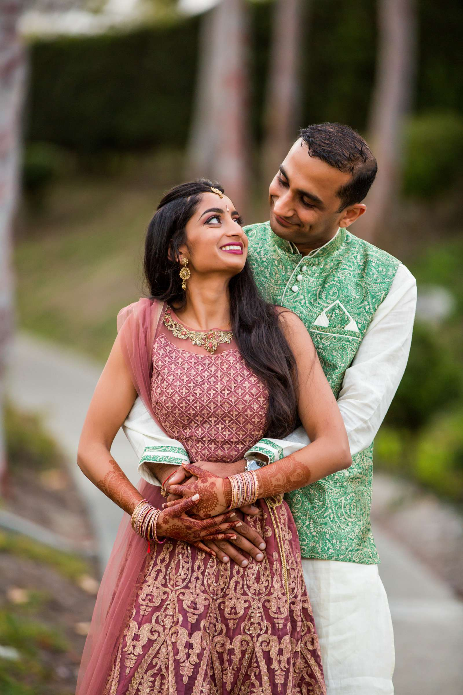 The Westin Carlsbad Resort and Spa Wedding coordinated by Shilpa Patel Events, Ami and Amit Wedding Photo #120 by True Photography