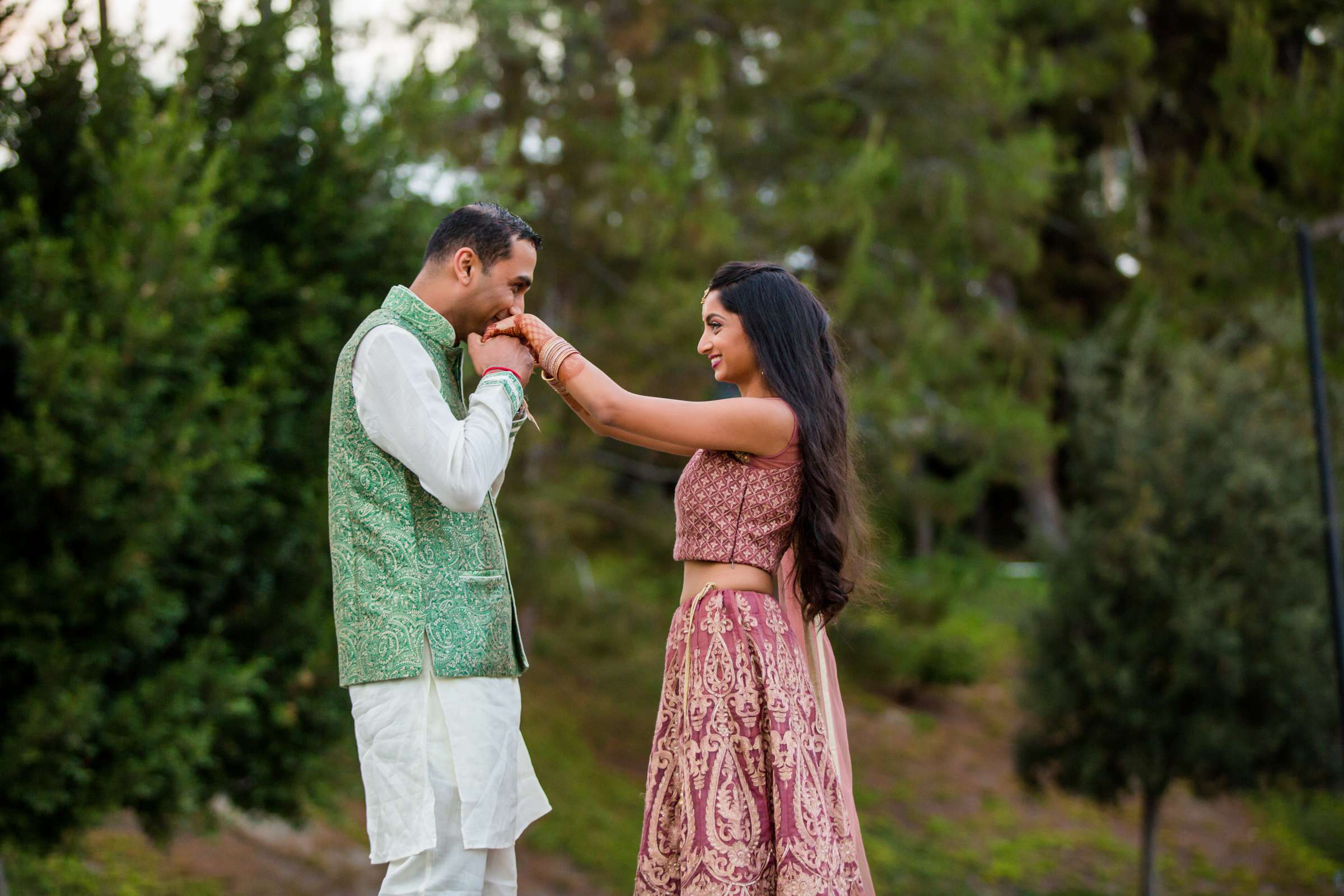 The Westin Carlsbad Resort and Spa Wedding coordinated by Shilpa Patel Events, Ami and Amit Wedding Photo #122 by True Photography
