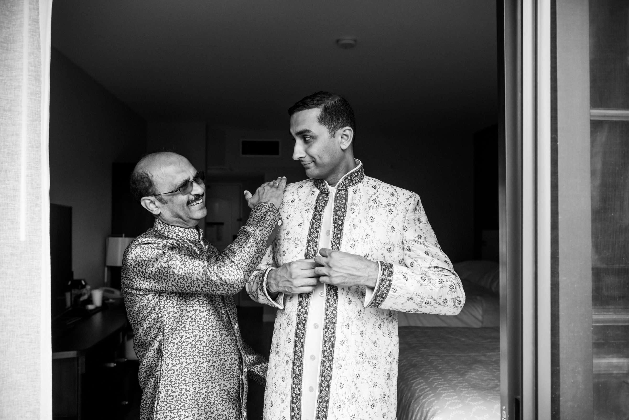 The Westin Carlsbad Resort and Spa Wedding coordinated by Shilpa Patel Events, Ami and Amit Wedding Photo #133 by True Photography