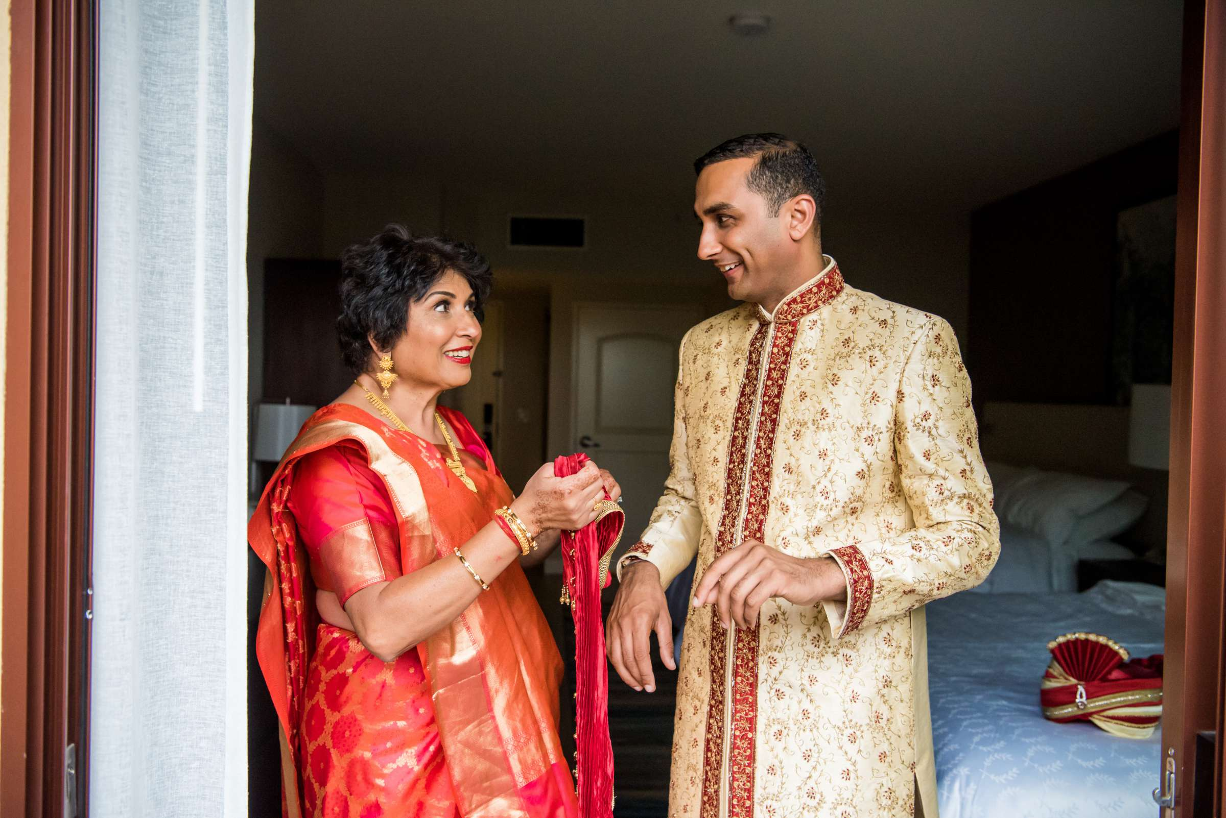 The Westin Carlsbad Resort and Spa Wedding coordinated by Shilpa Patel Events, Ami and Amit Wedding Photo #136 by True Photography