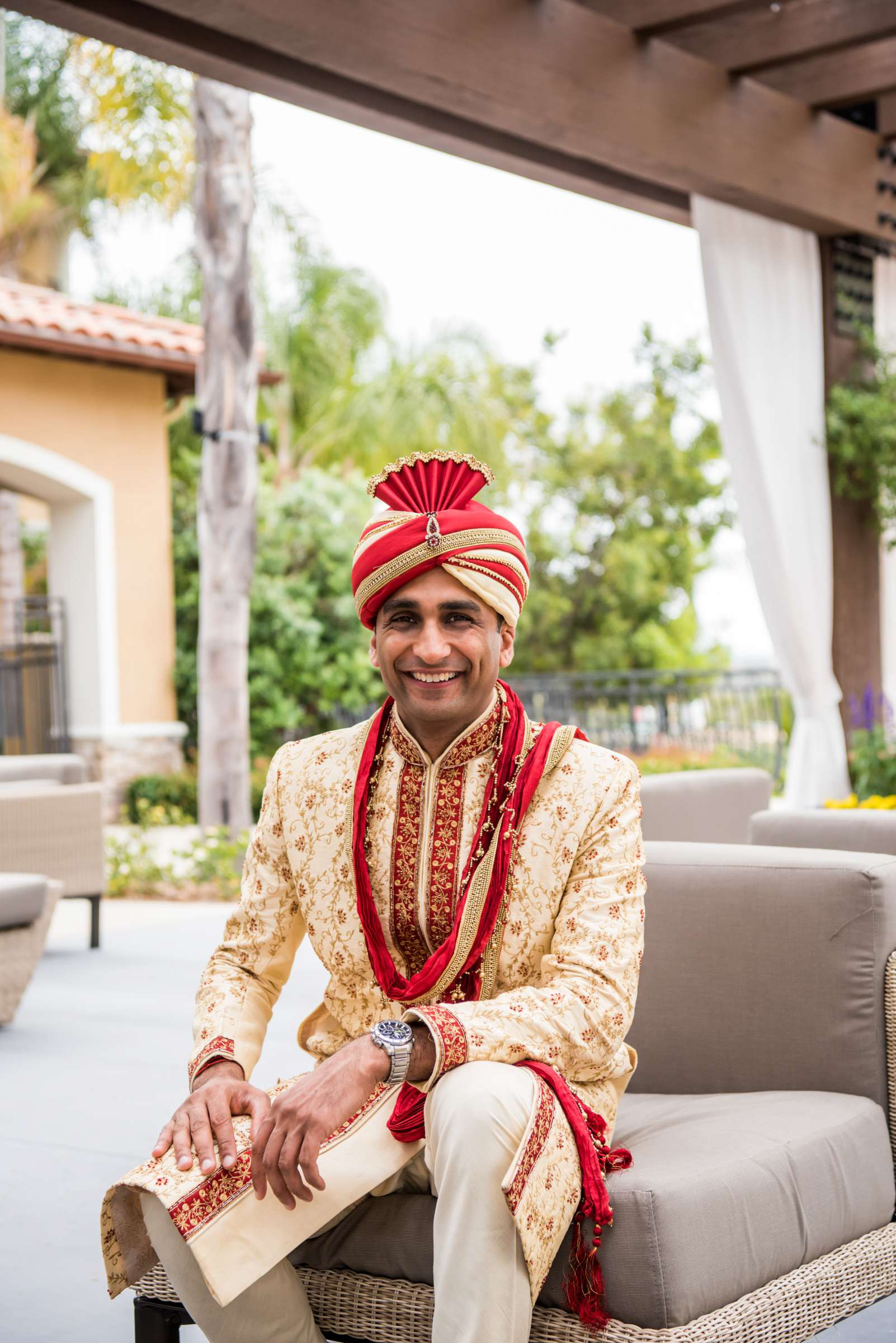 The Westin Carlsbad Resort and Spa Wedding coordinated by Shilpa Patel Events, Ami and Amit Wedding Photo #147 by True Photography
