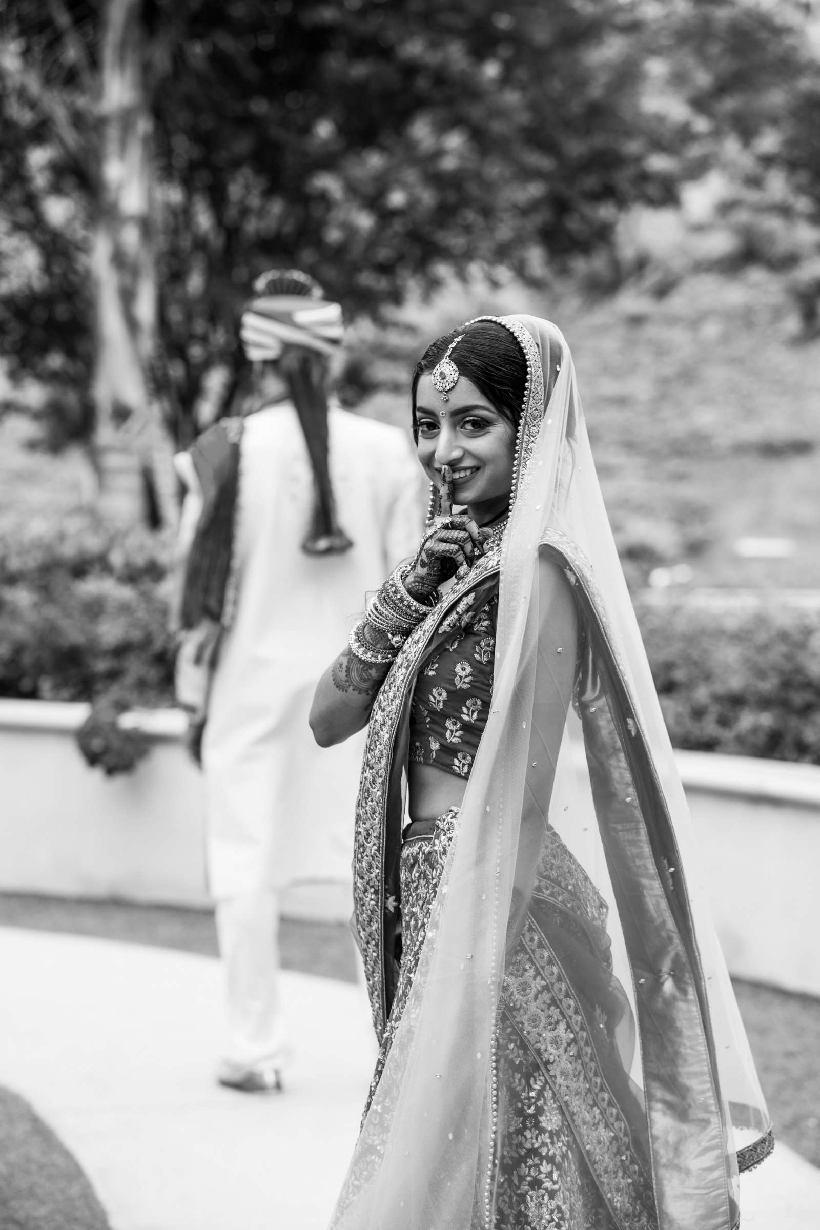 The Westin Carlsbad Resort and Spa Wedding coordinated by Shilpa Patel Events, Ami and Amit Wedding Photo #156 by True Photography