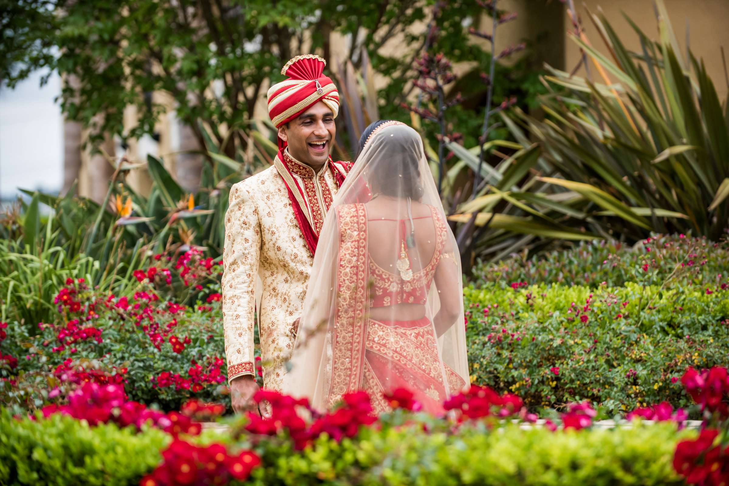 The Westin Carlsbad Resort and Spa Wedding coordinated by Shilpa Patel Events, Ami and Amit Wedding Photo #157 by True Photography