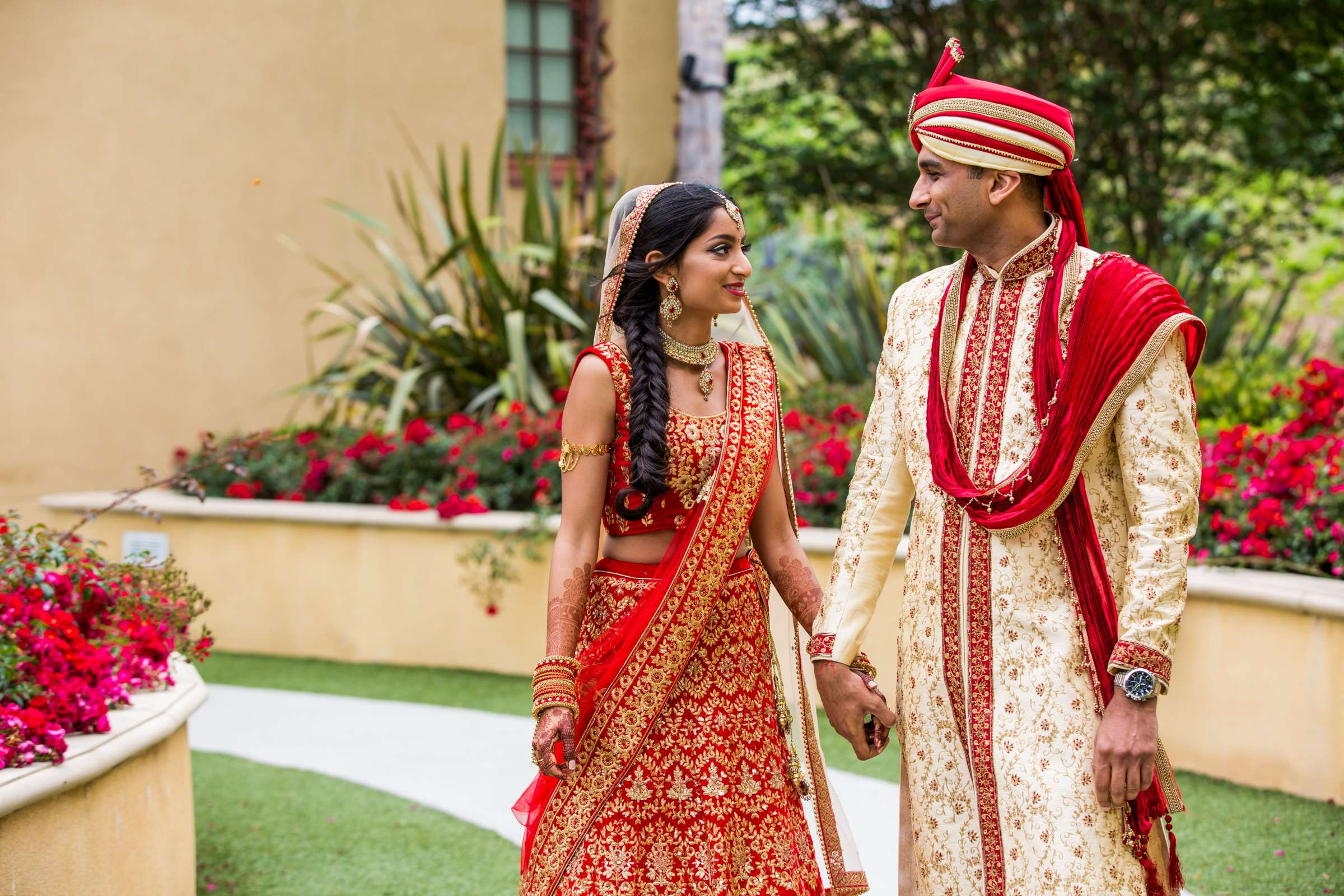 The Westin Carlsbad Resort and Spa Wedding coordinated by Shilpa Patel Events, Ami and Amit Wedding Photo #158 by True Photography