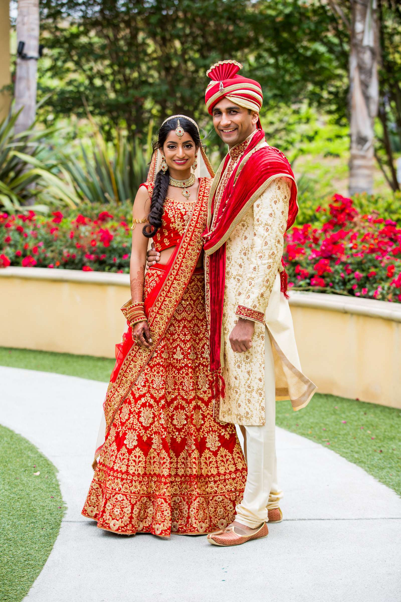 The Westin Carlsbad Resort and Spa Wedding coordinated by Shilpa Patel Events, Ami and Amit Wedding Photo #159 by True Photography